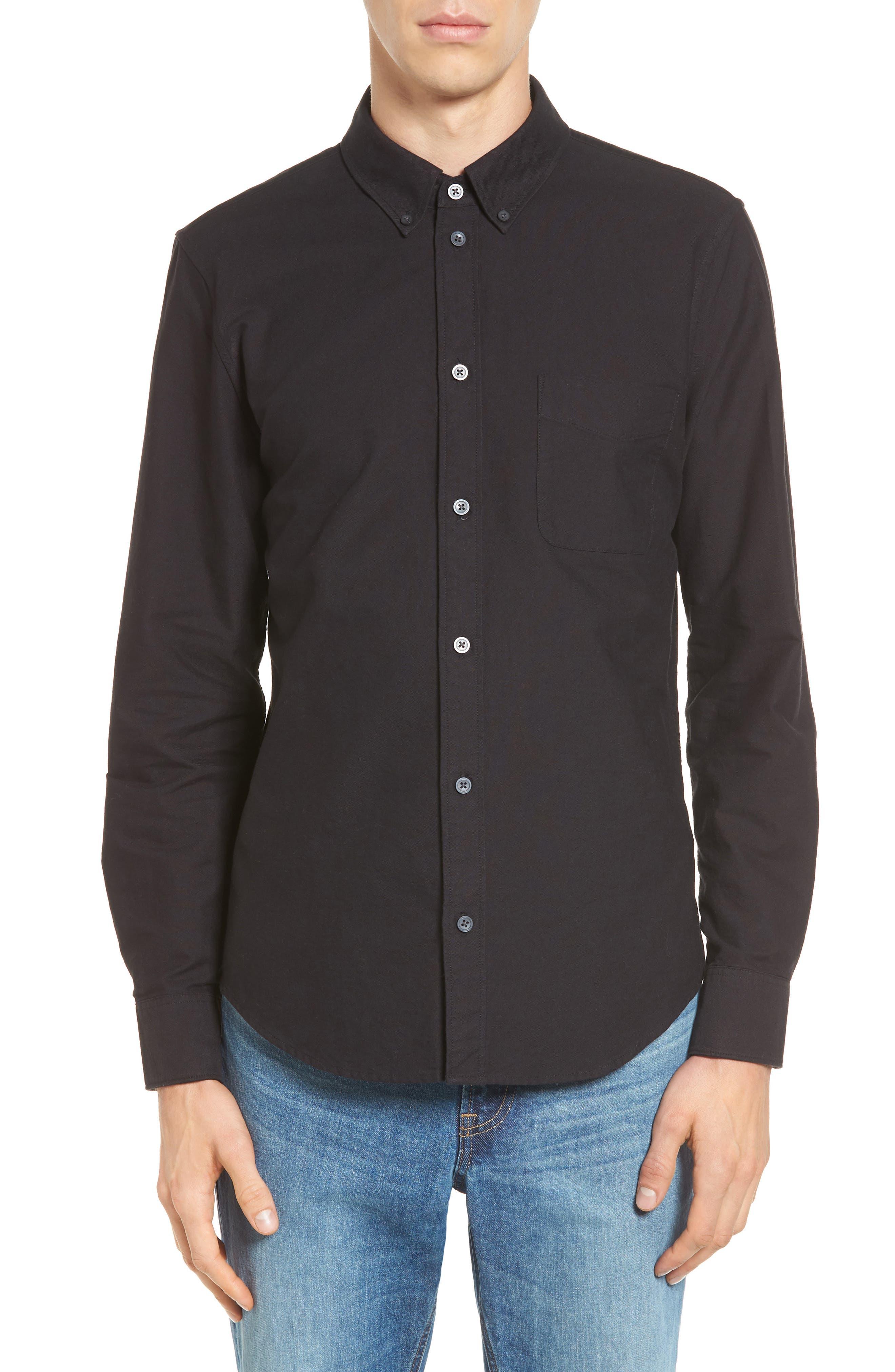Main Image - Everlane The Japanese Slim Fit Oxford Shirt
