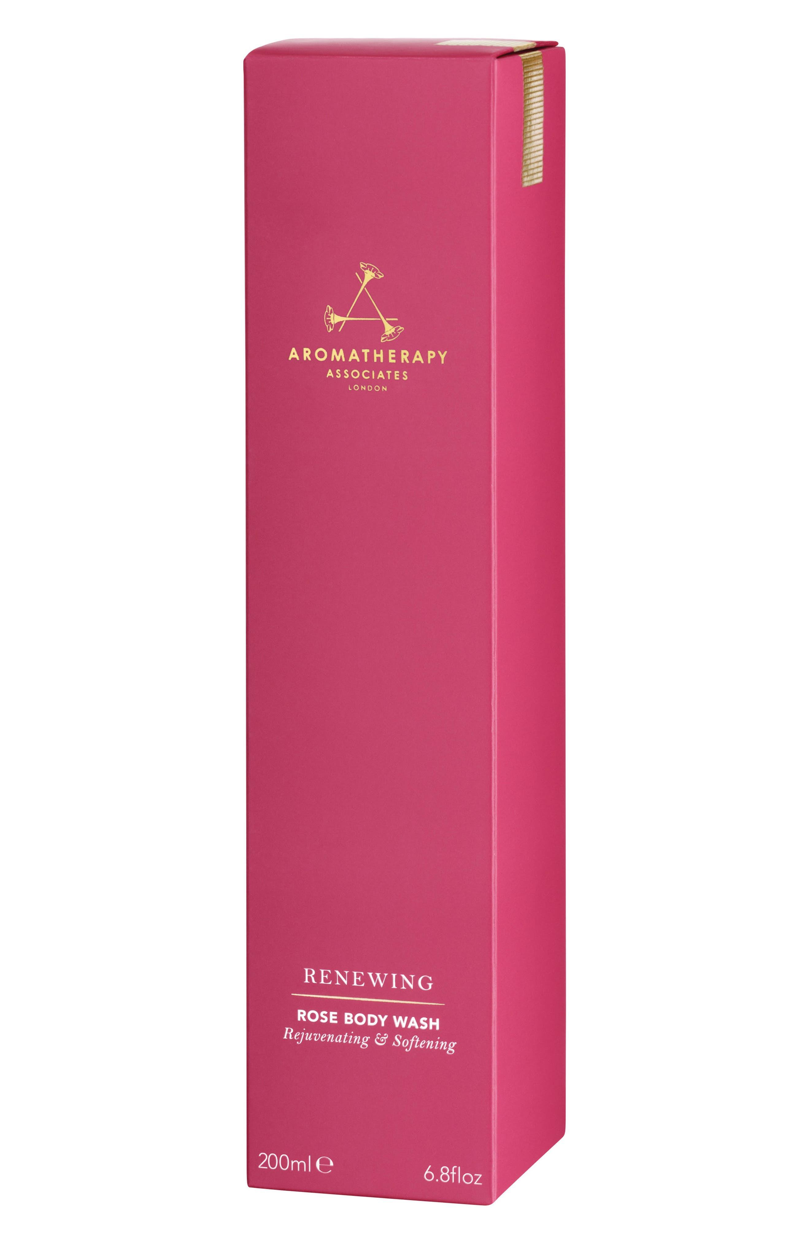 Alternate Image 3  - Aromatherapy Associates Renewing Rose Body Wash