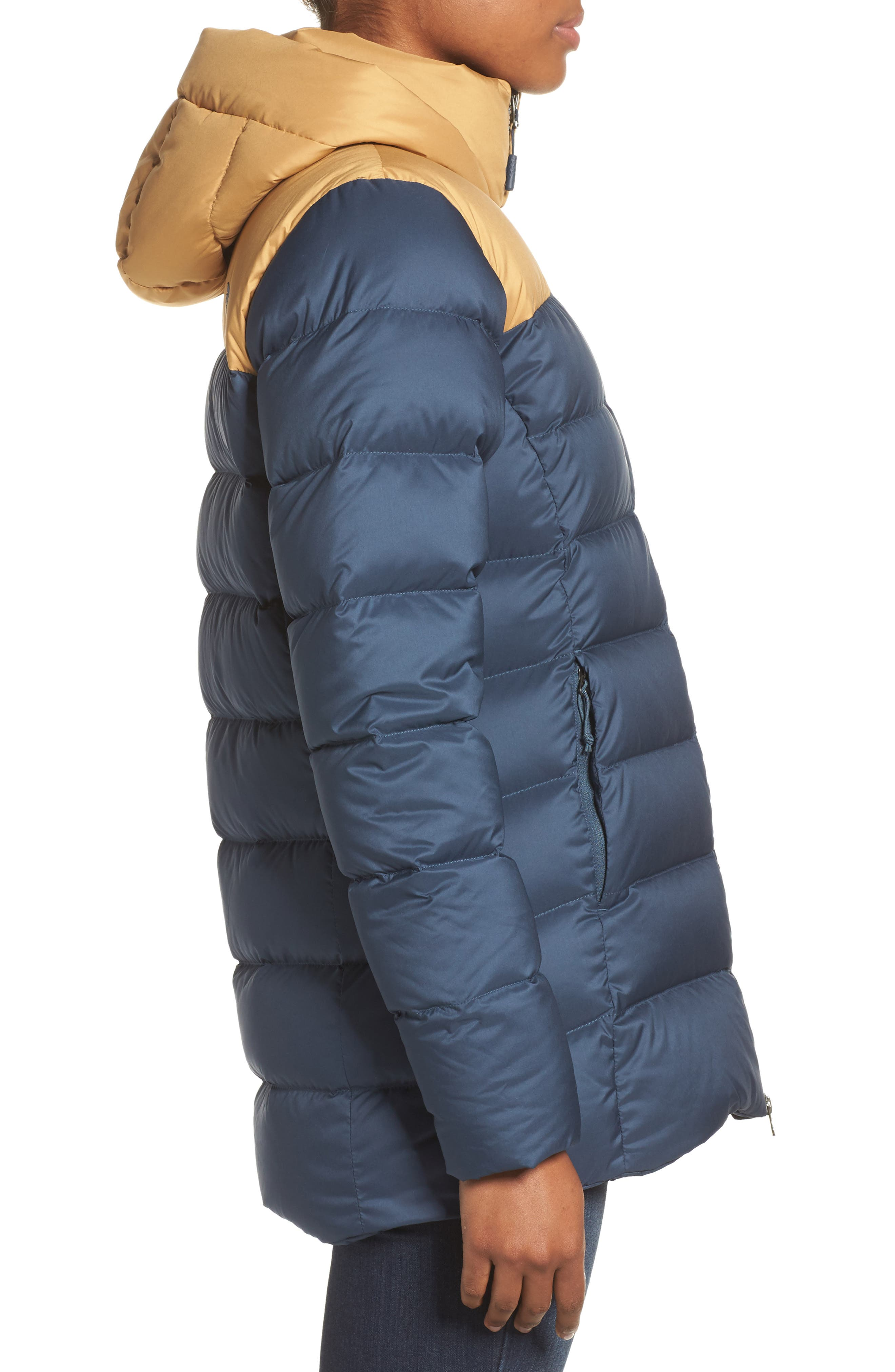 Alternate Image 3  - The North Face Nupste Ridge Down Jacket