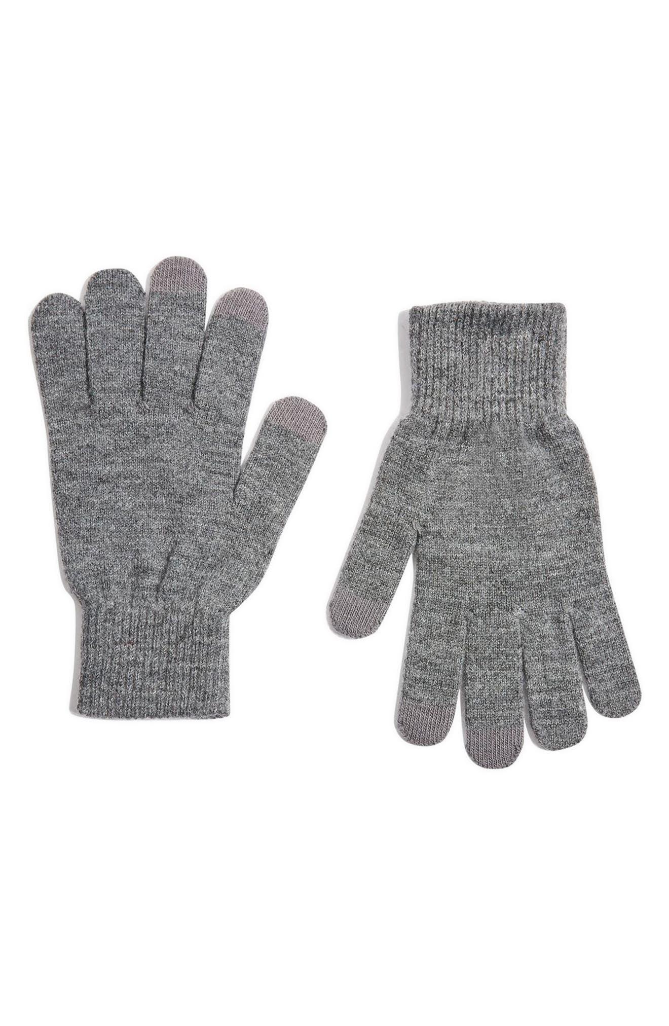 Topshop Core Winter Tech Gloves