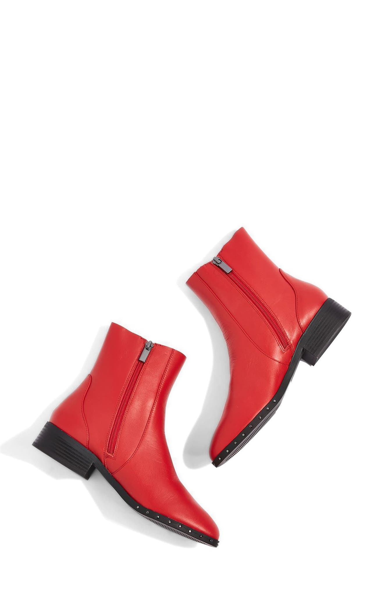 Alternate Image 3  - Topshop Kash Sock Boot (Women)