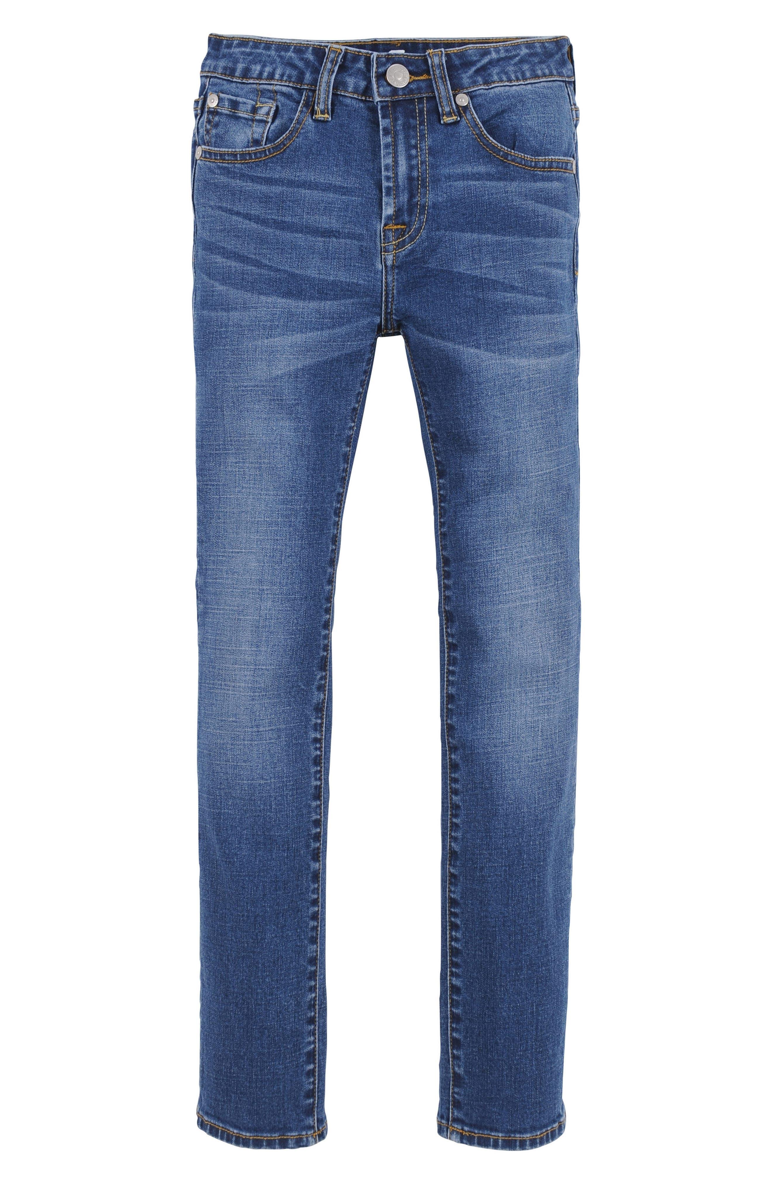 'Slimmy' Jeans,                             Main thumbnail 1, color,                             Bristol