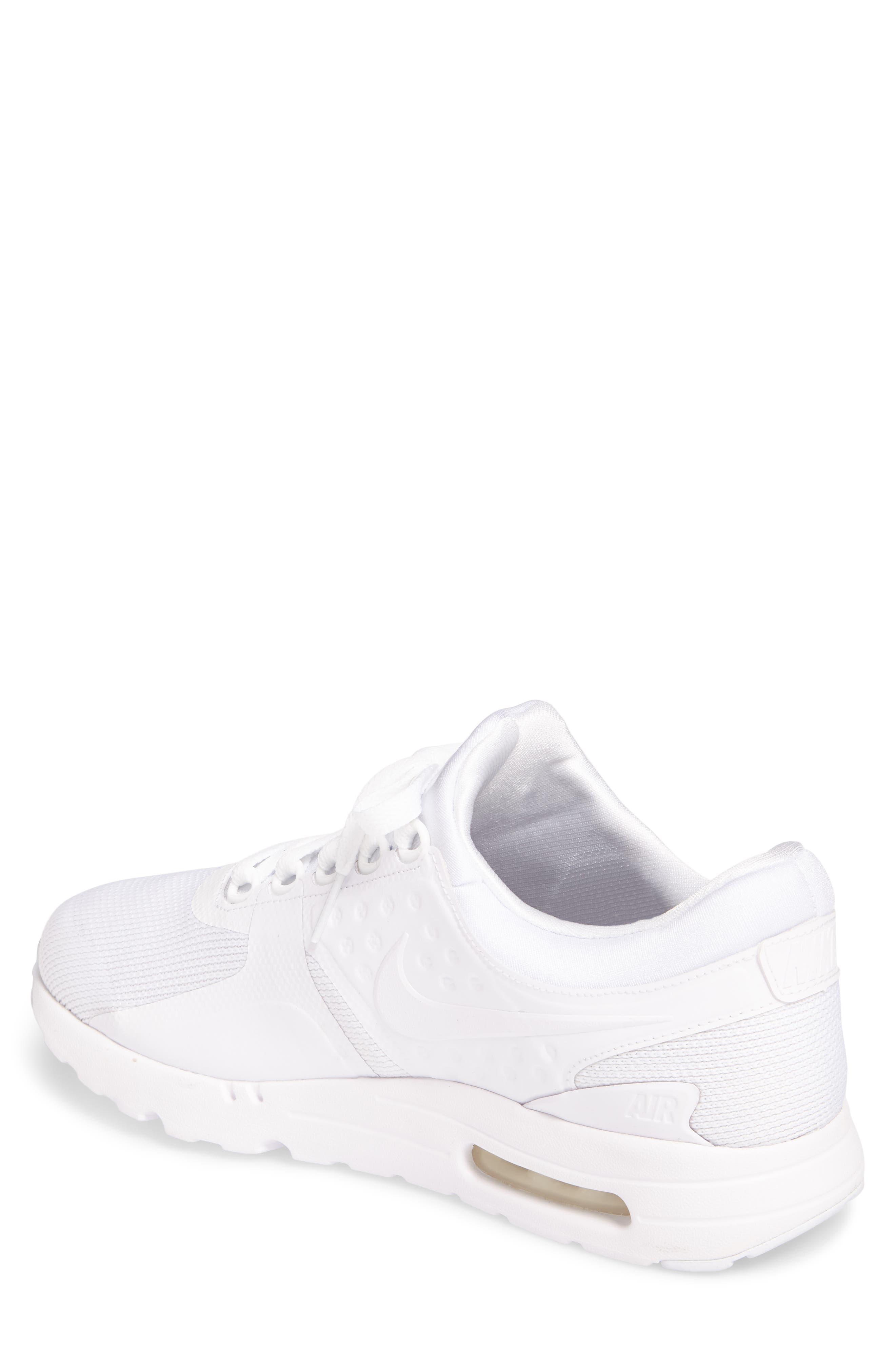 Alternate Image 2  - Nike Air Max Zero Essential Sneaker (Men)