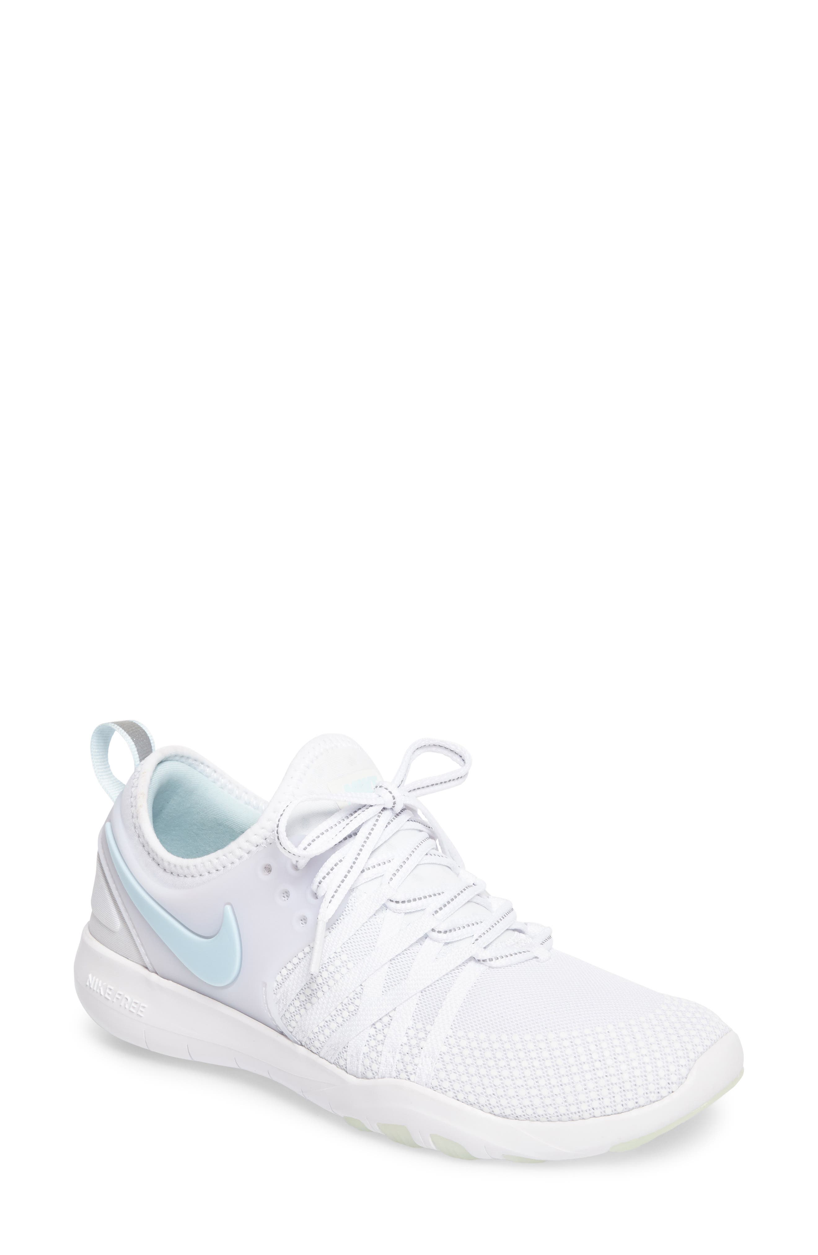 Alternate Image 1 Selected - Nike Free TR 7 Reflect Training Shoe (Women)