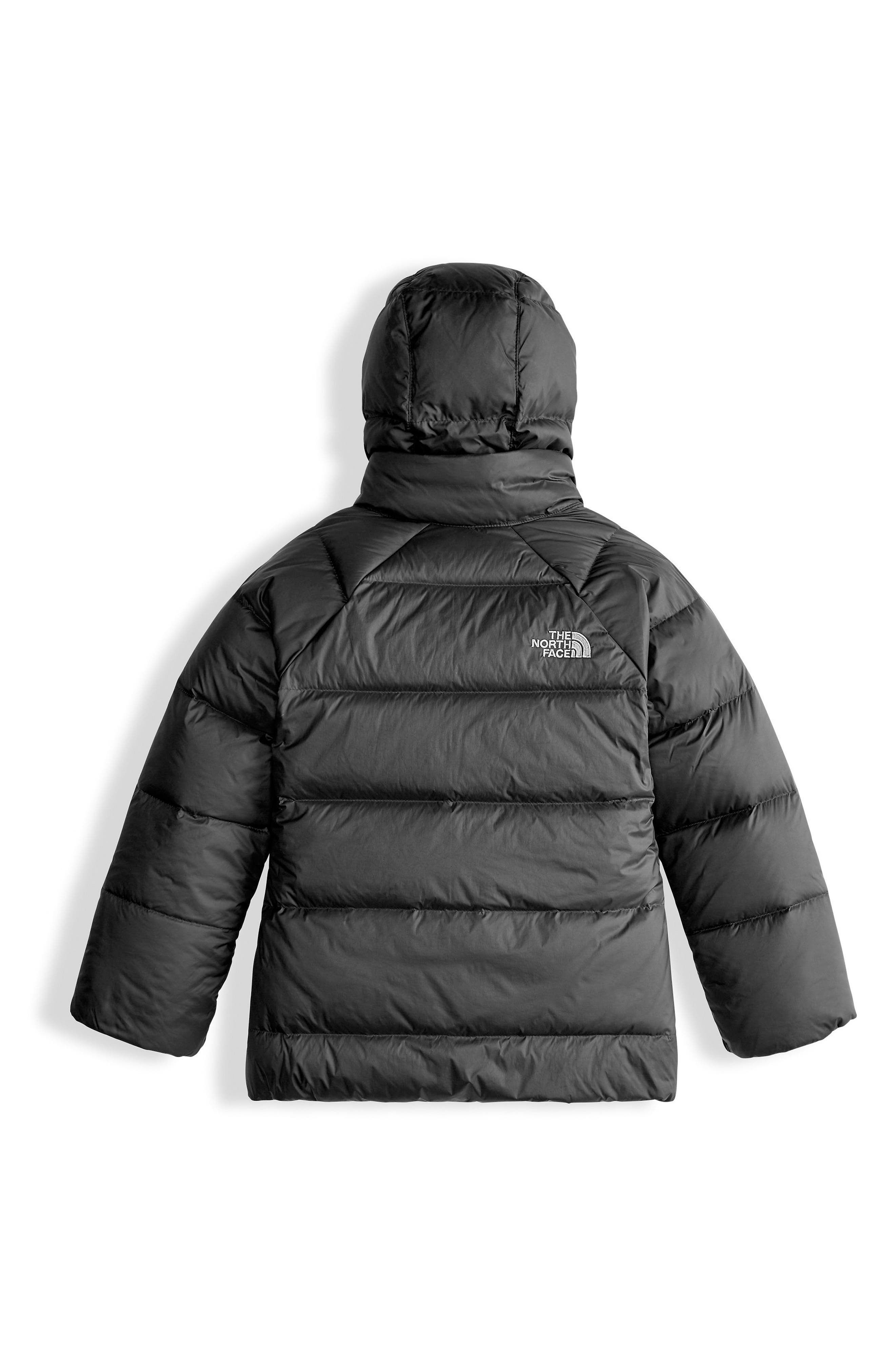 Double Down TriClimate<sup>®</sup> 3-in-1 Jacket,                             Alternate thumbnail 2, color,                             Tnf Black
