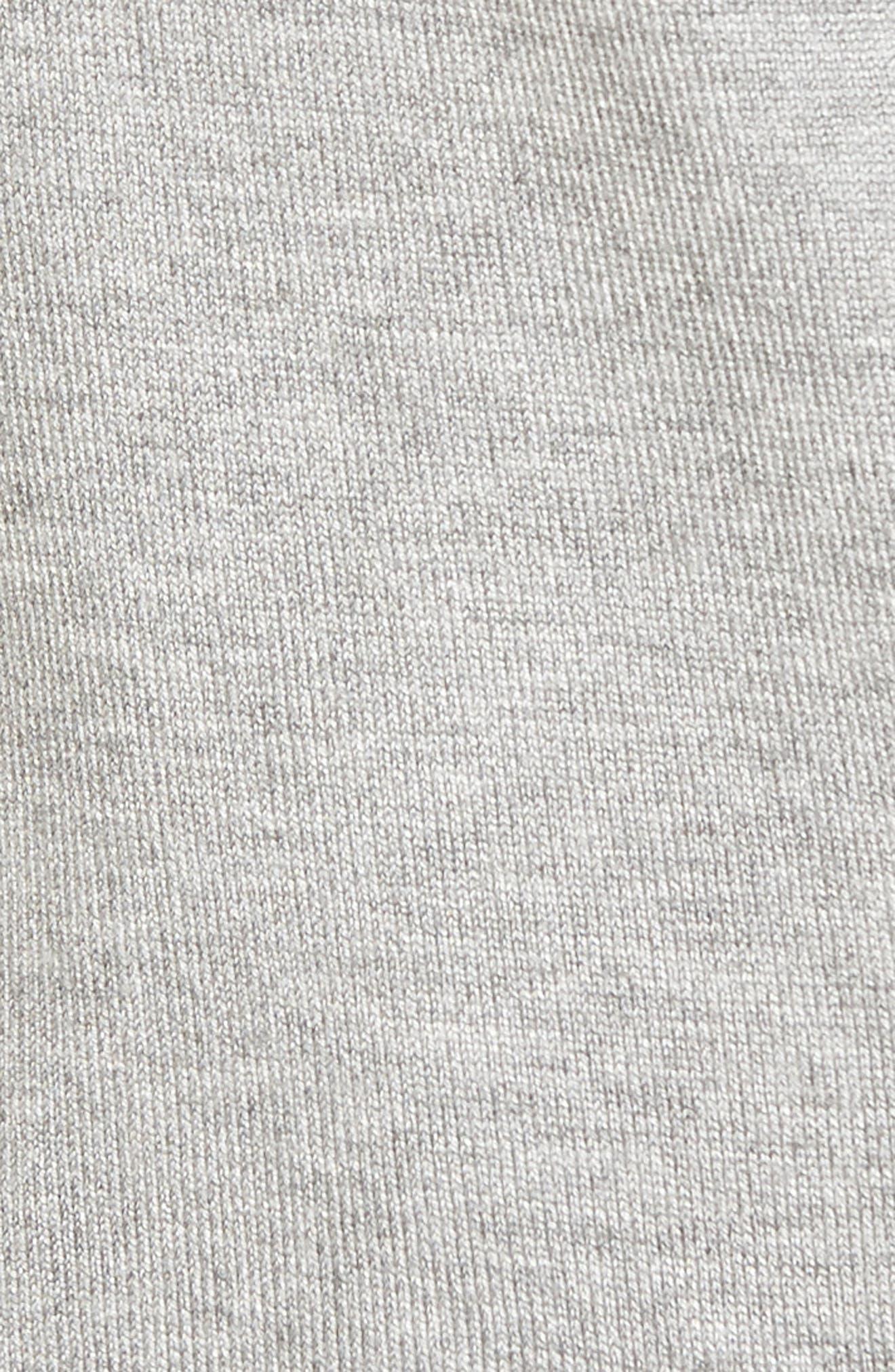 Alternate Image 5  - Halogen® Relaxed Pocket Cardigan