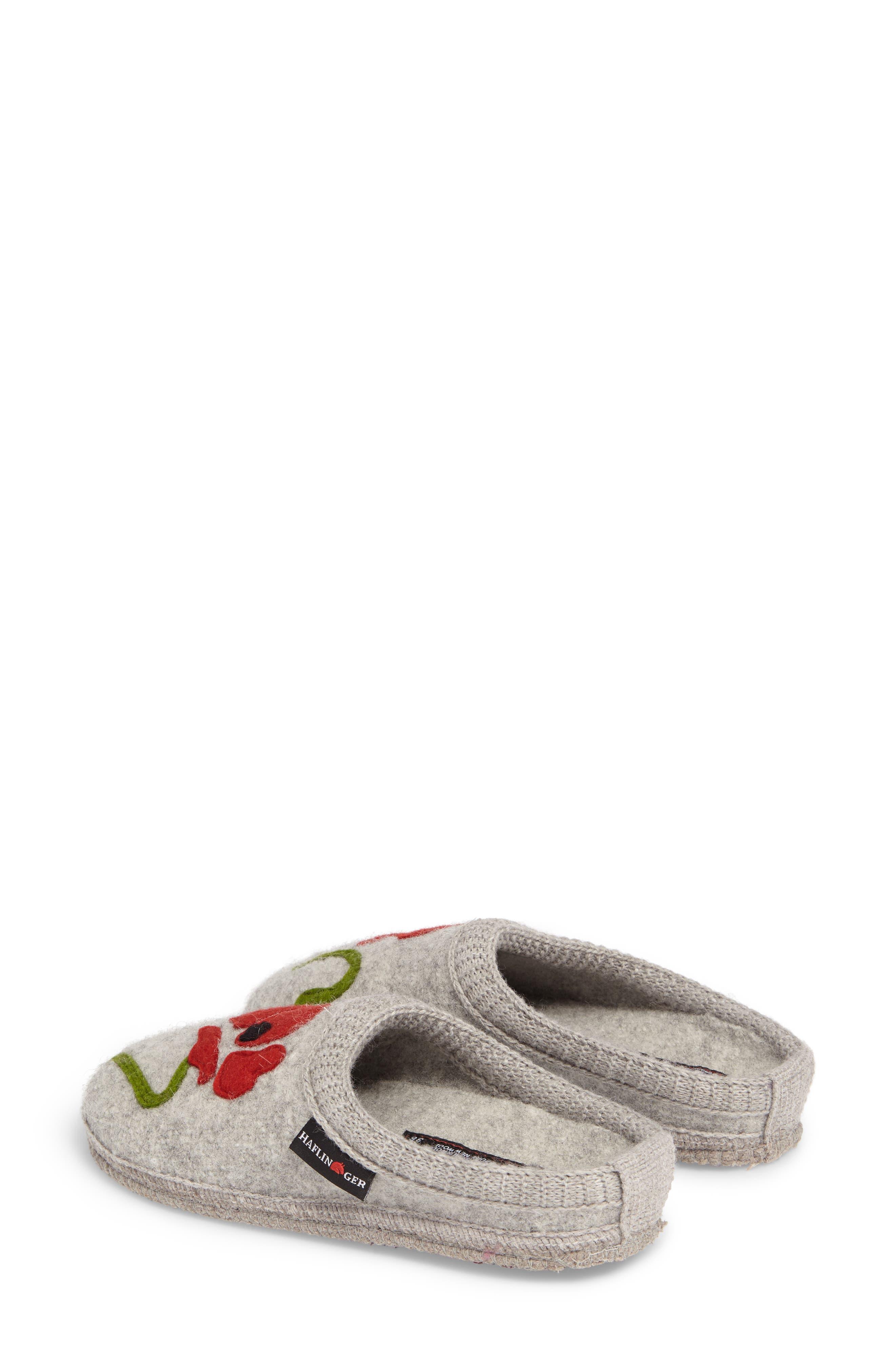 Alternate Image 3  - Haflinger Blossom Slipper (Women)