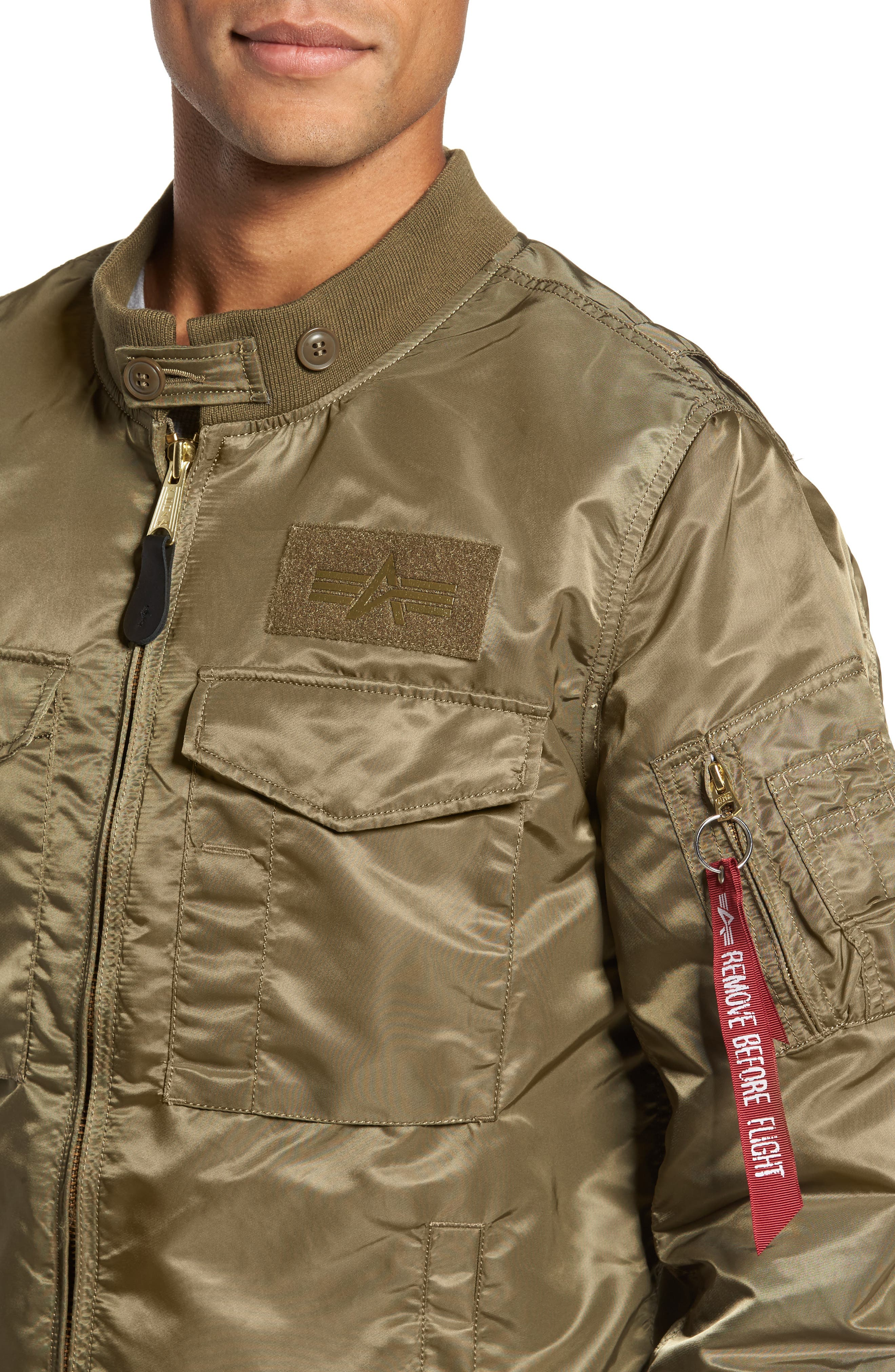 Alternate Image 4  - Alpha Industries Weps Mod Jacket