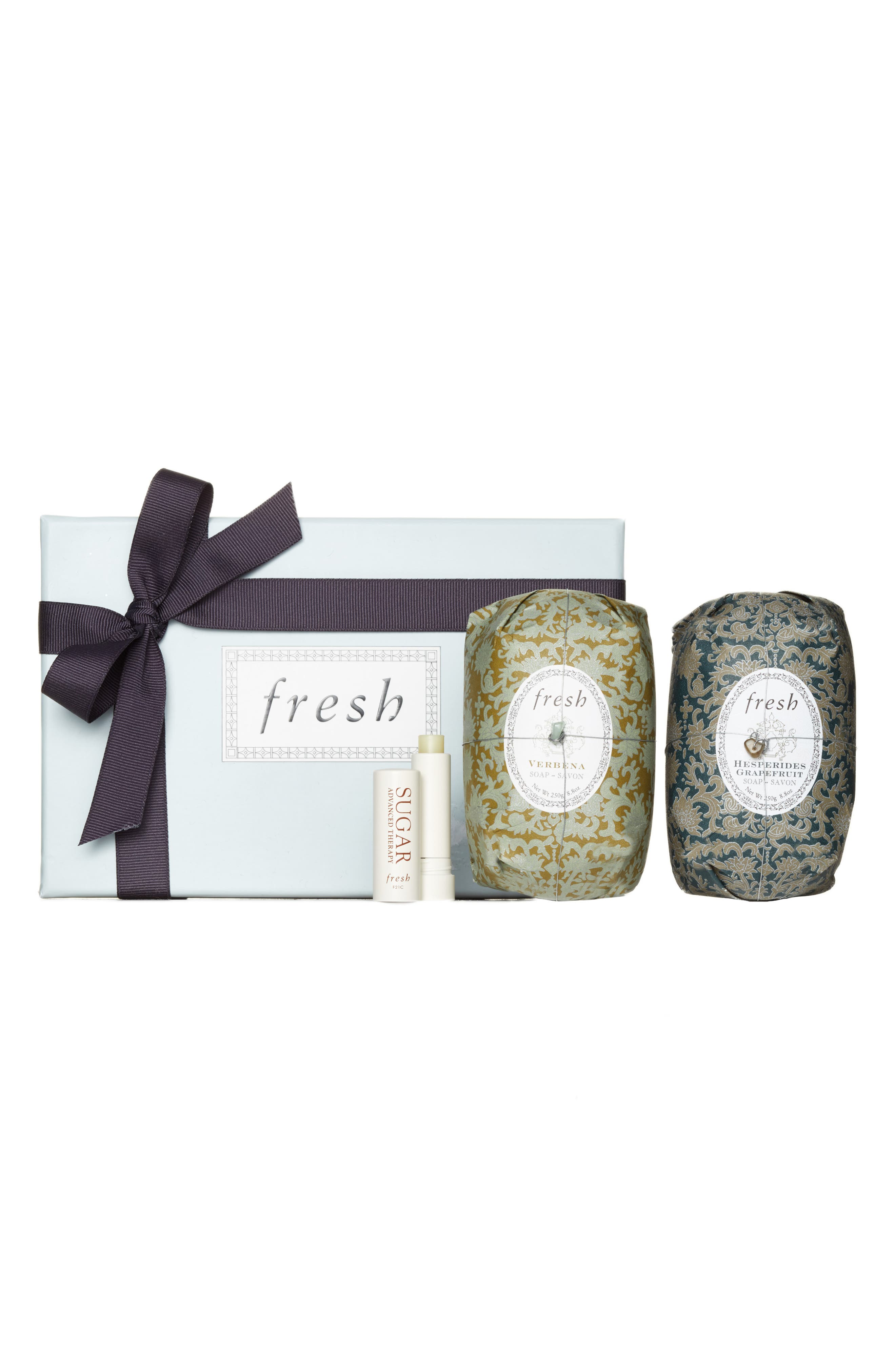 Alternate Image 1 Selected - Fresh® Oval Soap Set ($43 Value)