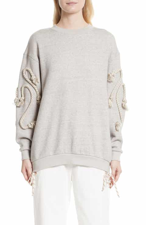 See by Chloé Rope Trim Sweater