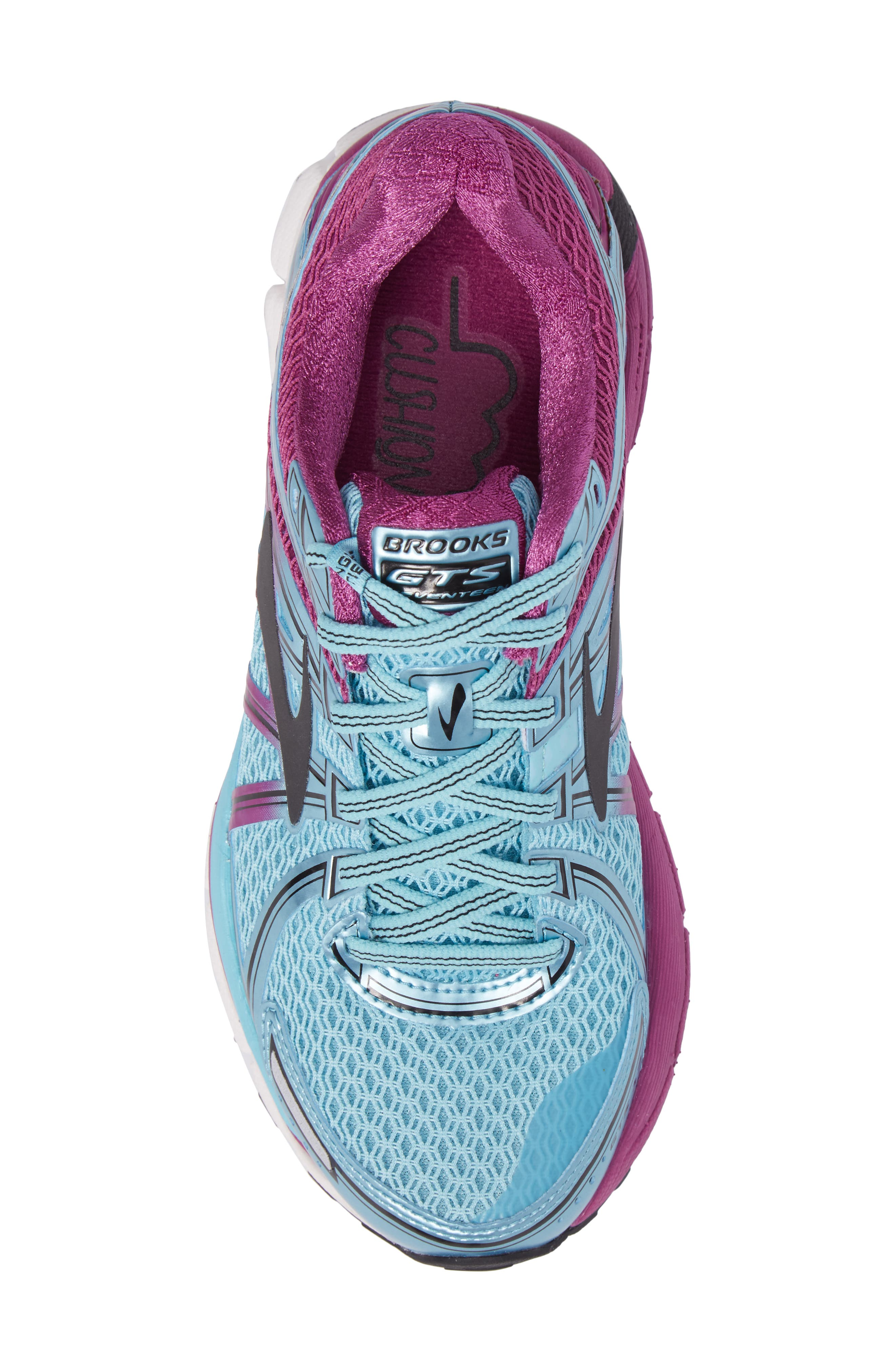 Alternate Image 5  - Brooks Adrenaline GTS 17 Running Shoe (Women)