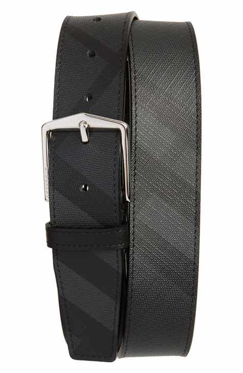 Mens Grey Belts Suspenders Nordstrom