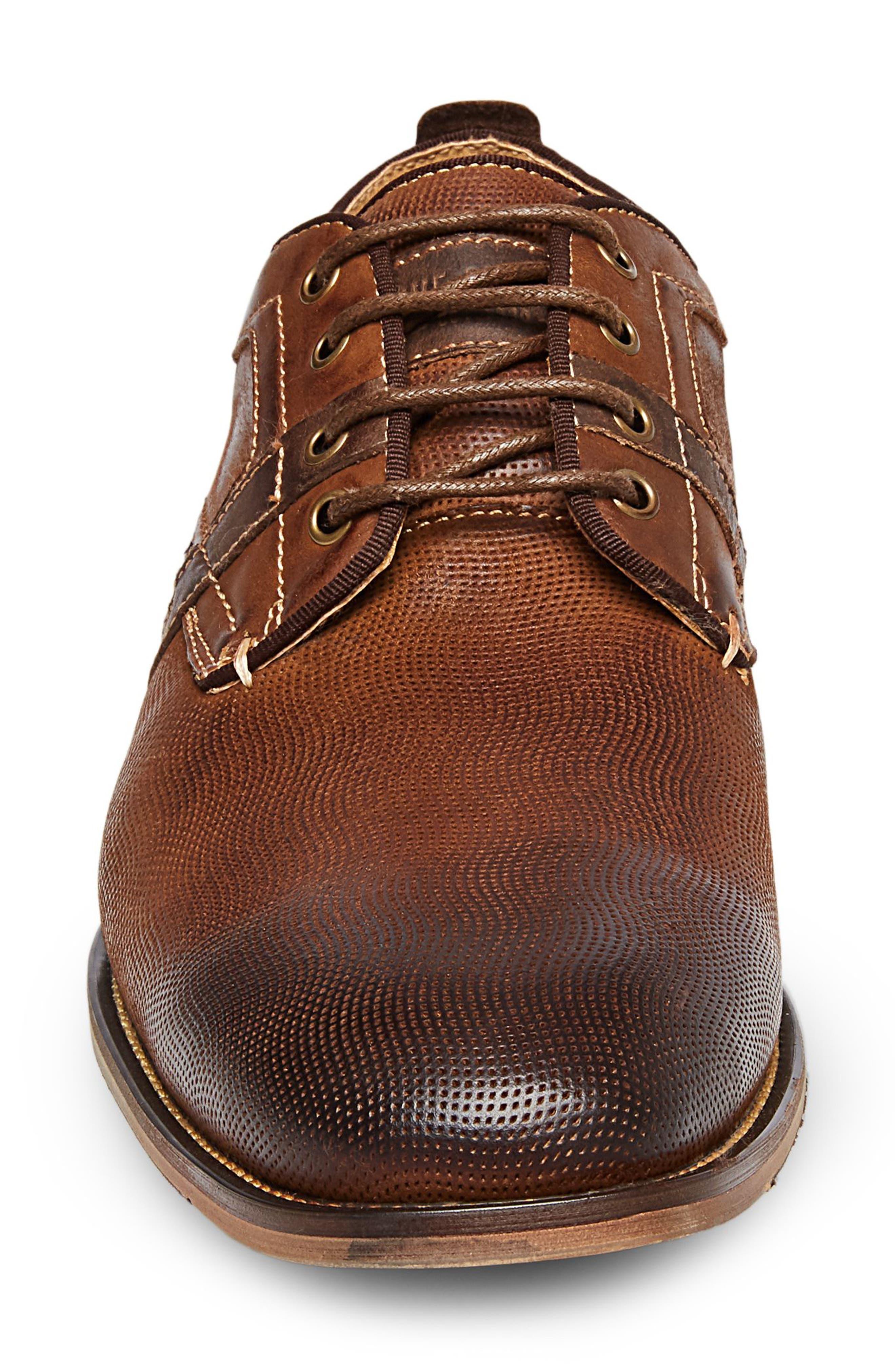 Alternate Image 4  - Steve Madden Jasco Plain Toe Derby (Men)