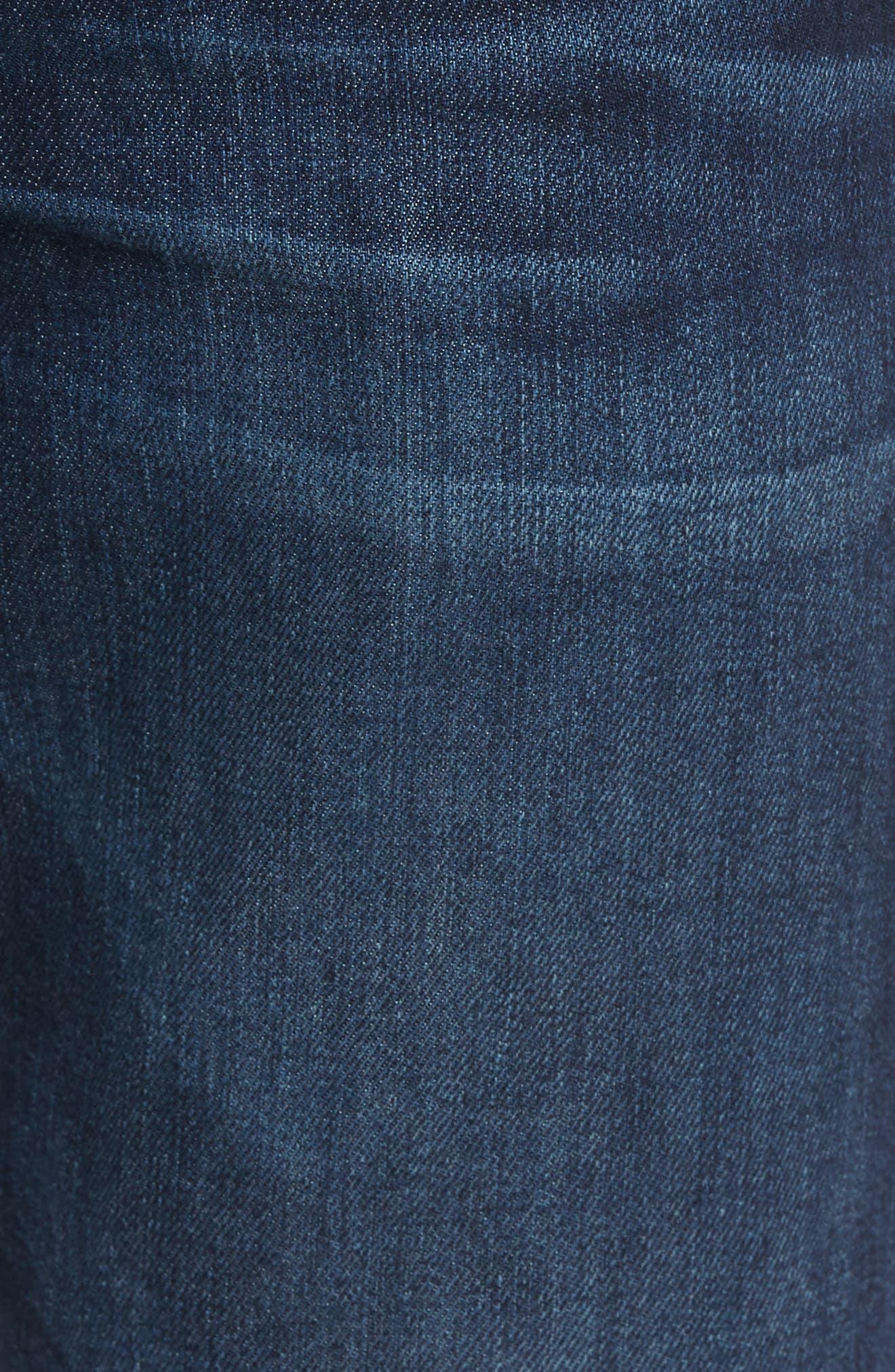 Slim Fit Jeans,                             Alternate thumbnail 5, color,                             Izaak