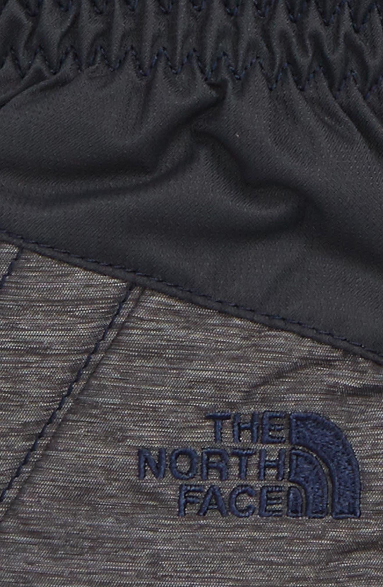Montana Gore-Tex<sup>®</sup> Waterproof Gloves,                             Alternate thumbnail 3, color,                             Graphite Grey/ Cosmic Blue