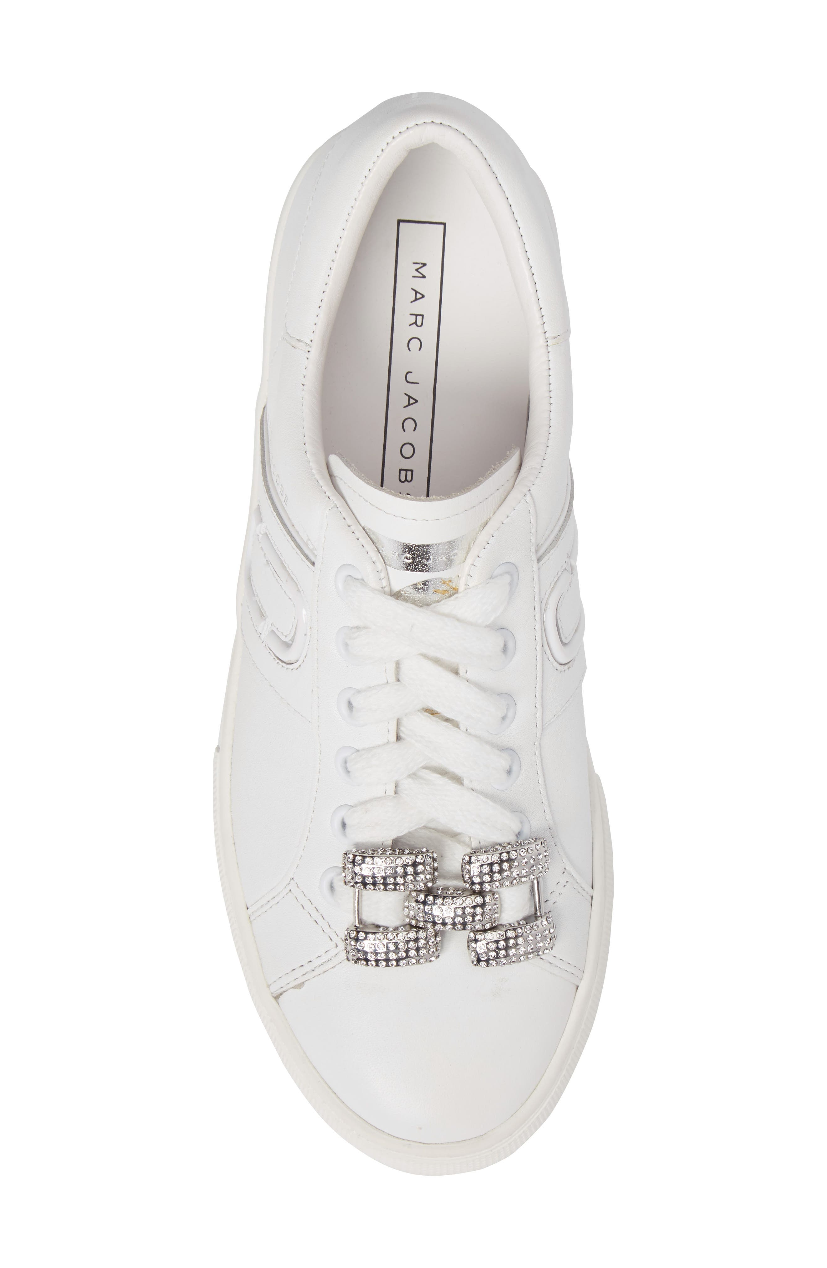 Alternate Image 5  - MARC JACOBS Empire Chain Link Sneaker (Women)