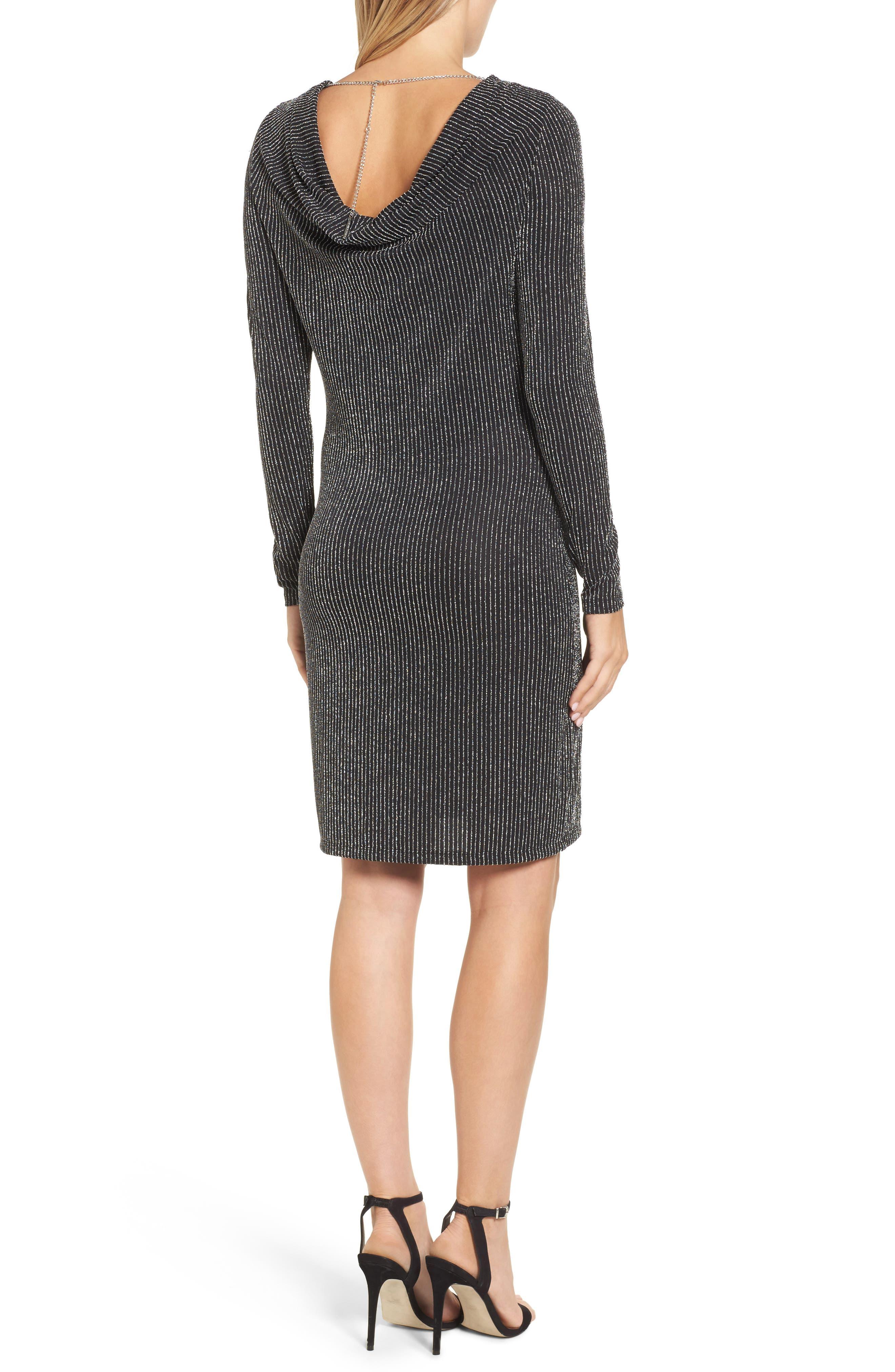Alternate Image 2  - MICHAEL Michael Kors Cowl Back Dress