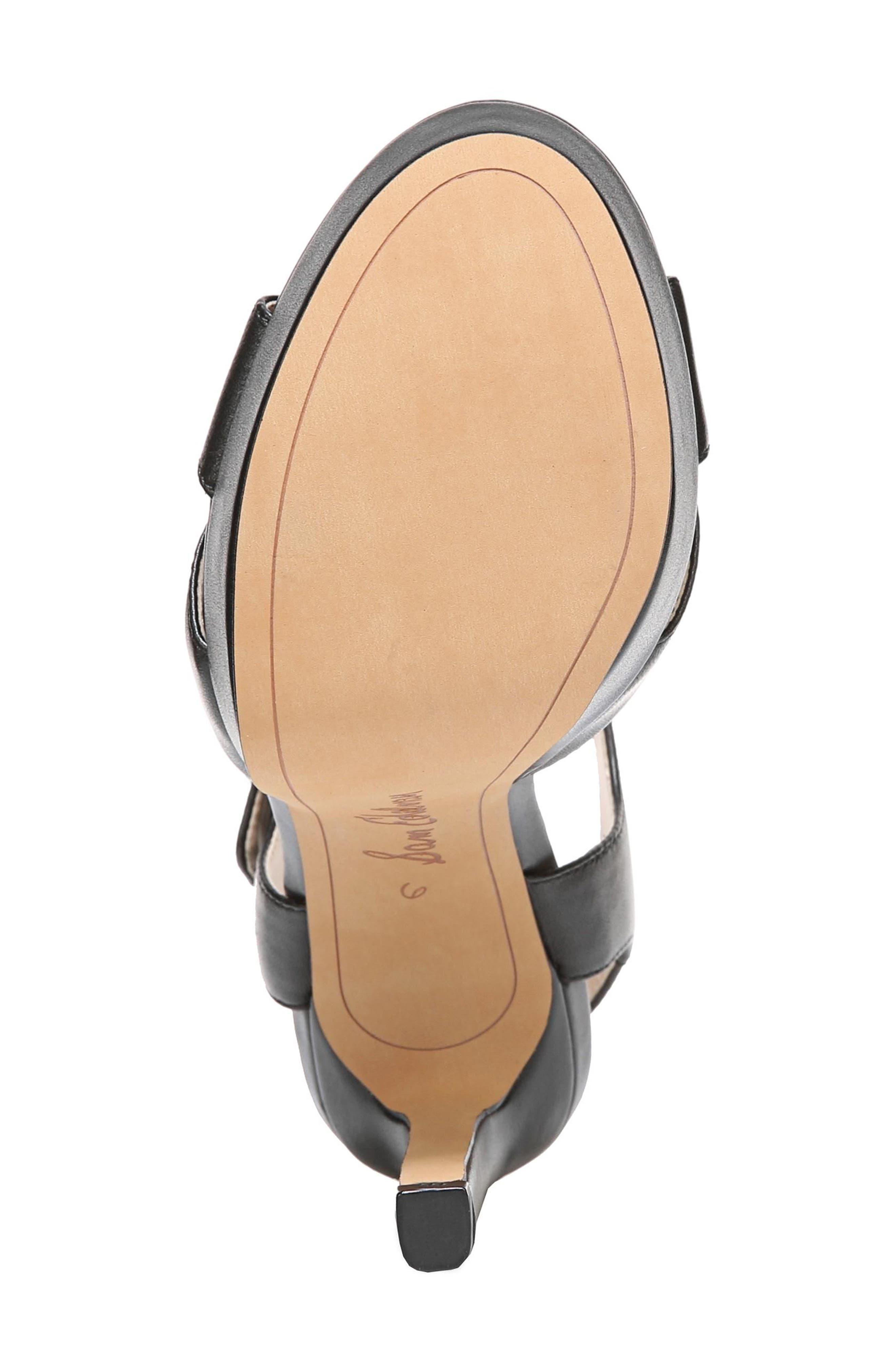 Alternate Image 6  - Sam Edelman Willa Platform Sandal (Women)