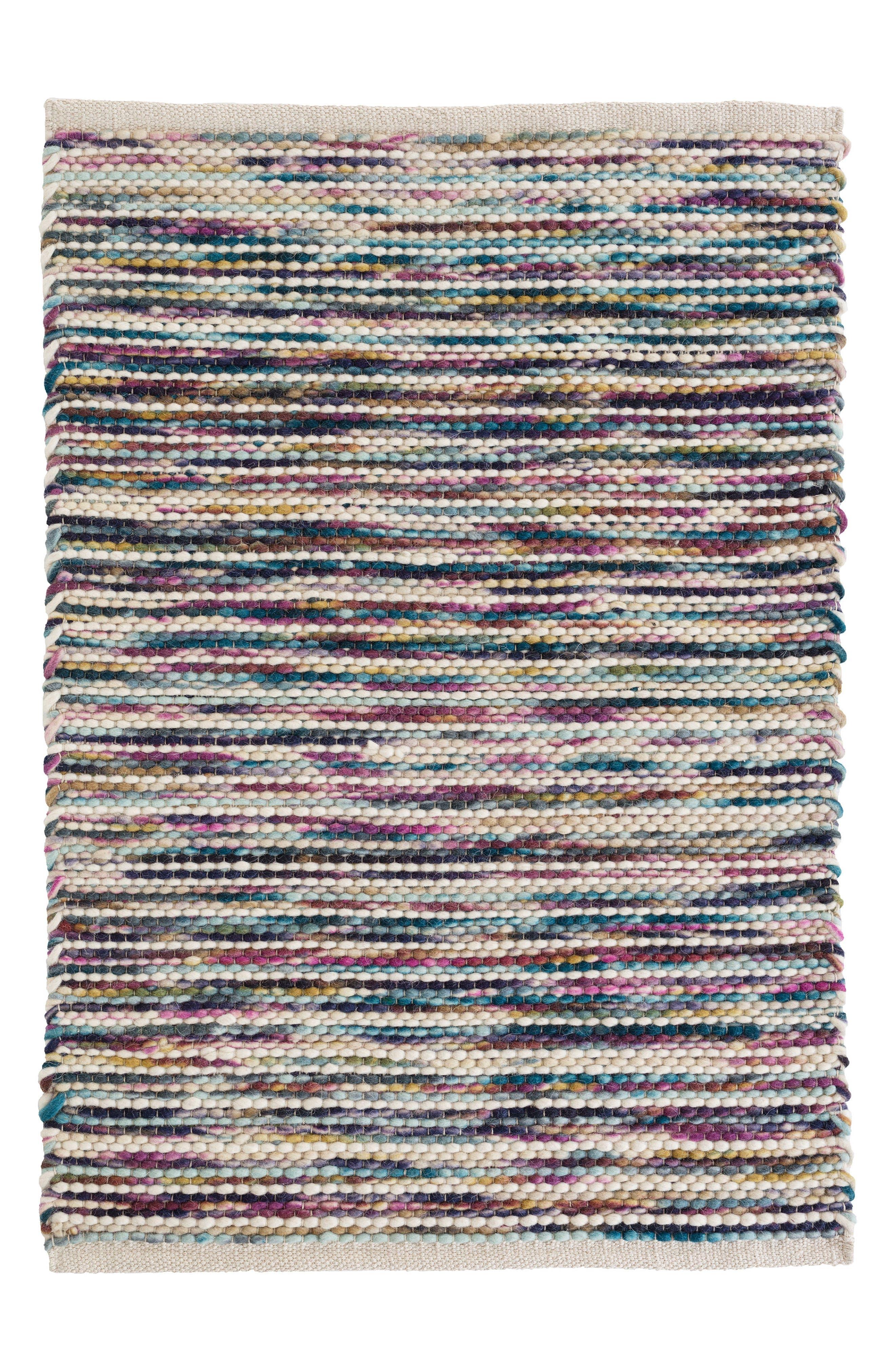 Dash & Albert Lytton Woven Wool Rug