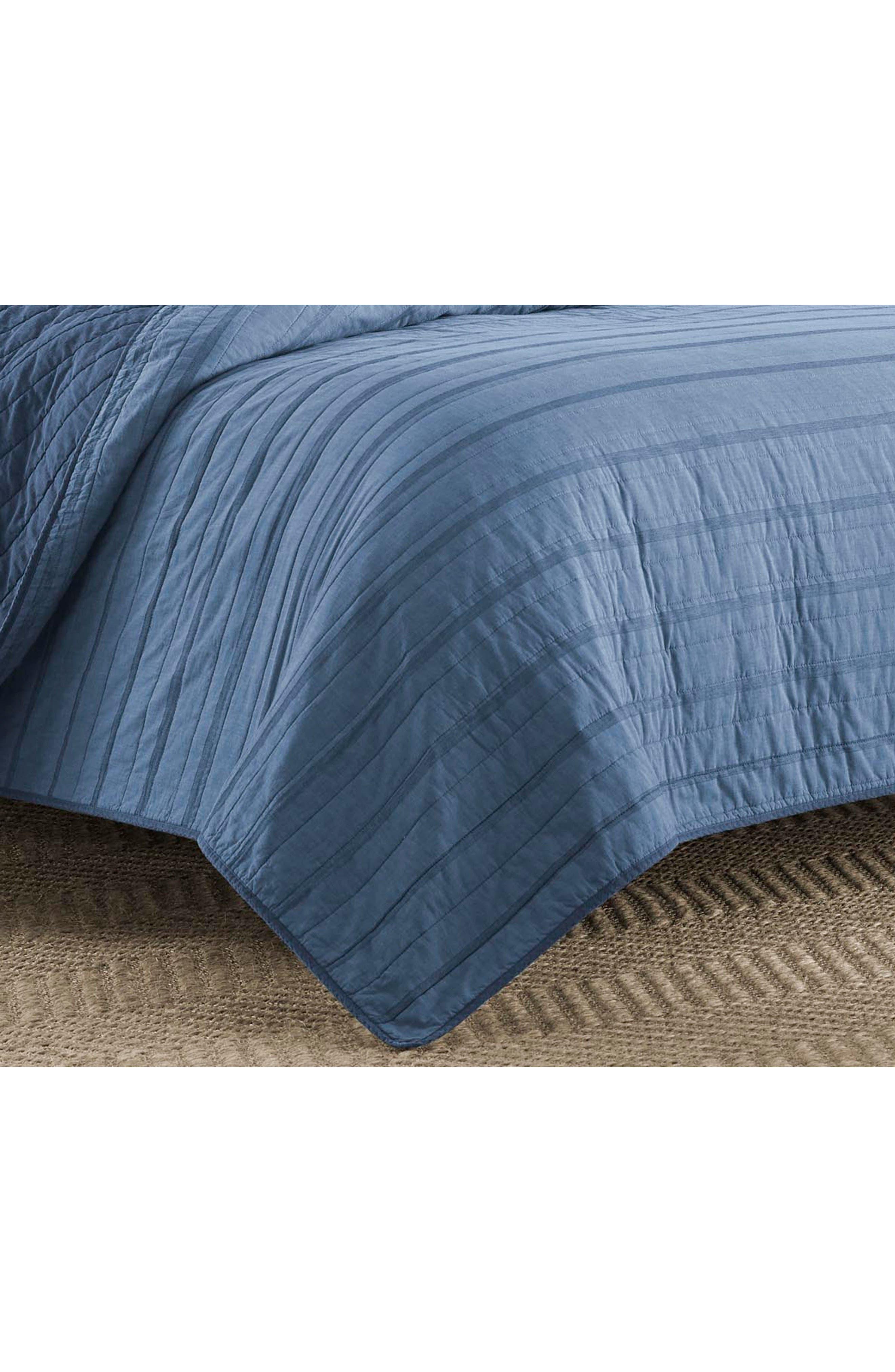 Buchanan Quilt,                             Alternate thumbnail 2, color,                             Medium Blue