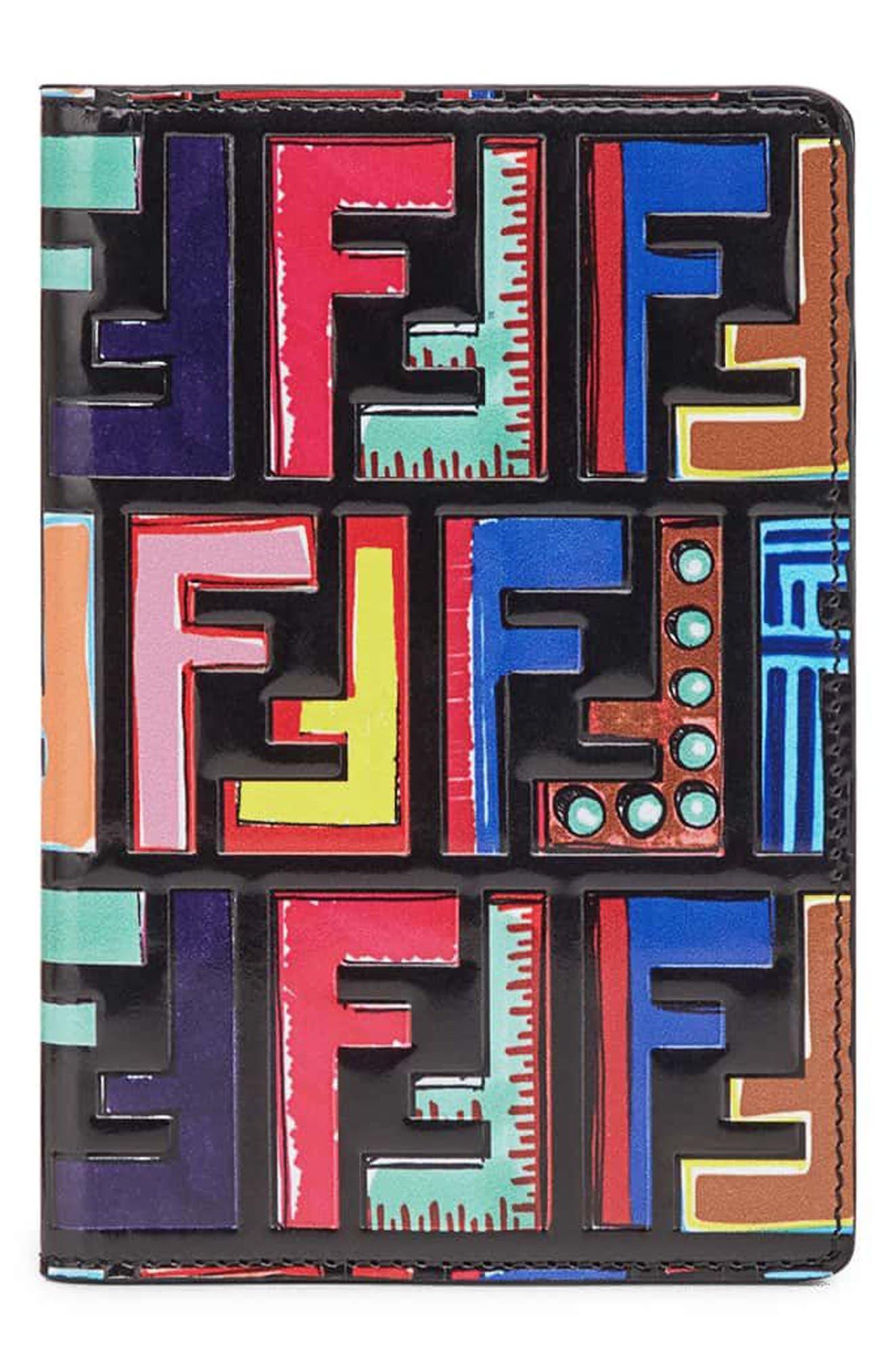 Fendi Logo Wallet Price