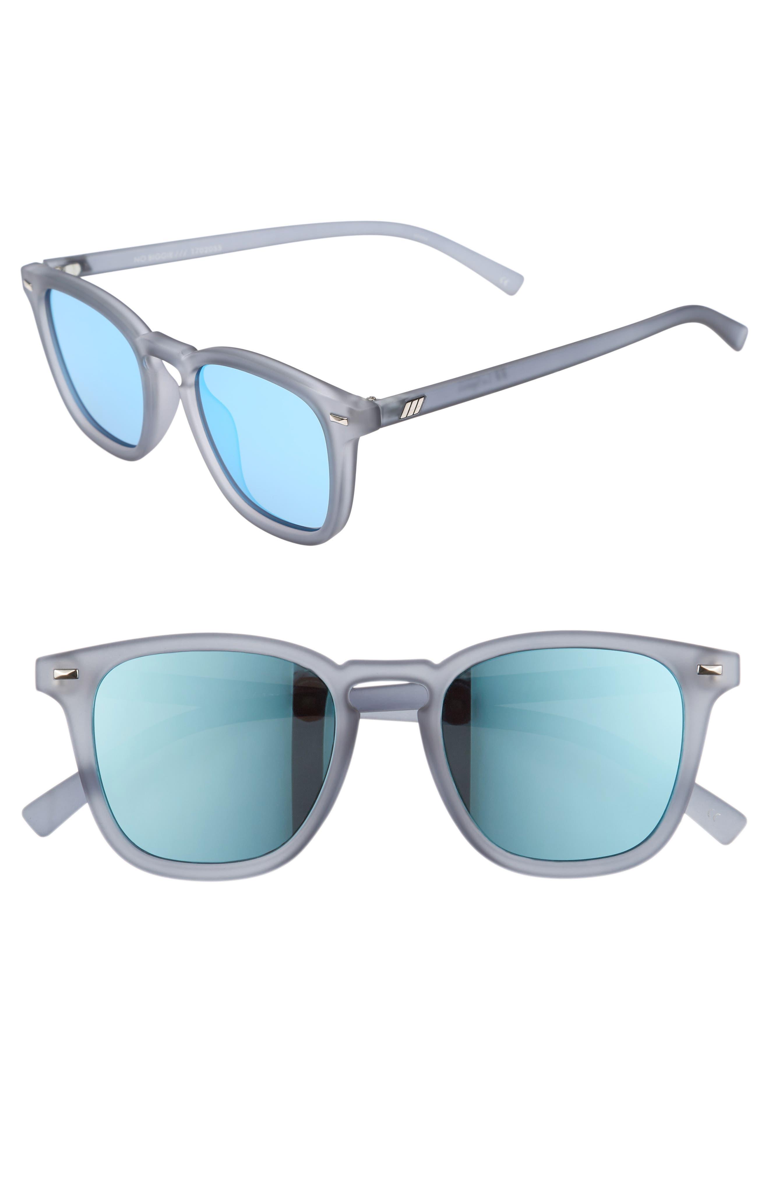 Le Specs No Biggie 45mm Polarized Sunglasses