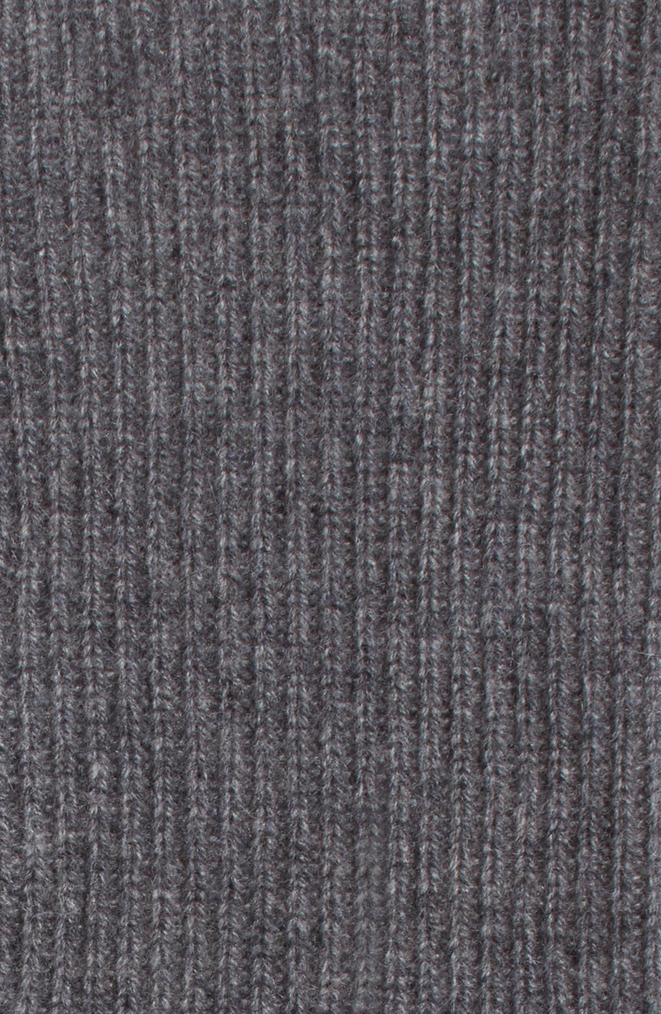 Alternate Image 2  - Halogen® Cashmere Arm Warmers