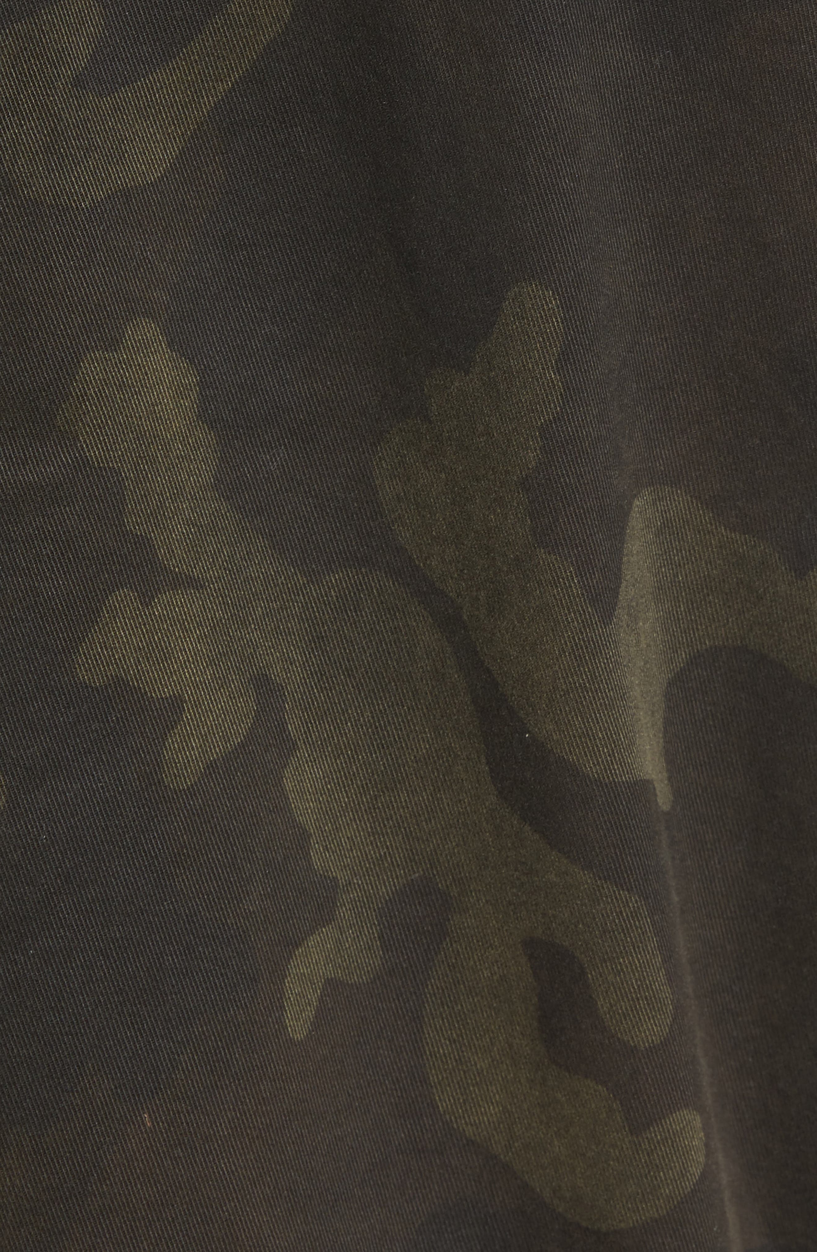 Camo Anorak,                             Alternate thumbnail 5, color,                             Military Green Camo