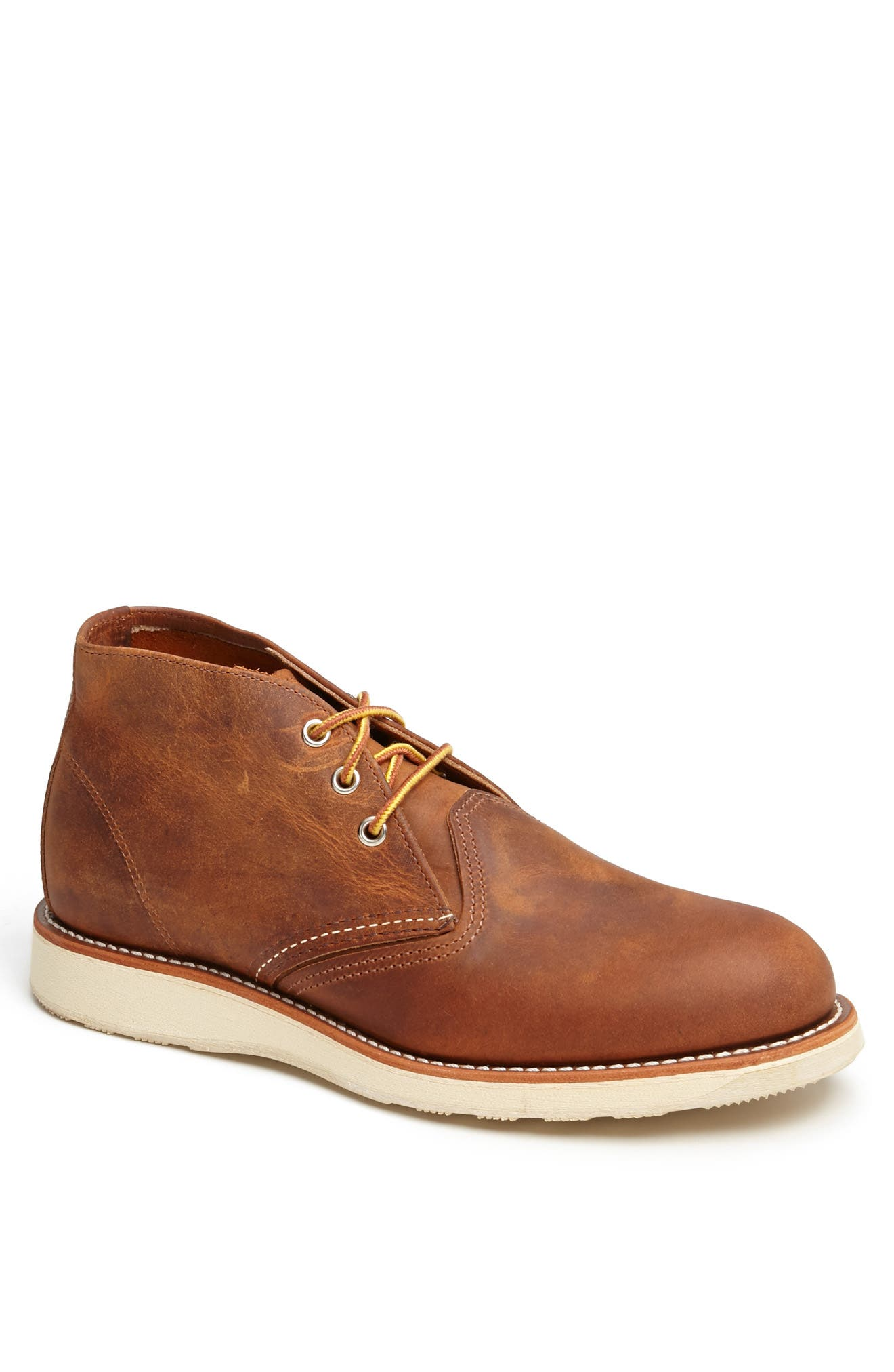 'Classic' Chukka Boot,                             Main thumbnail 1, color,                             Copper