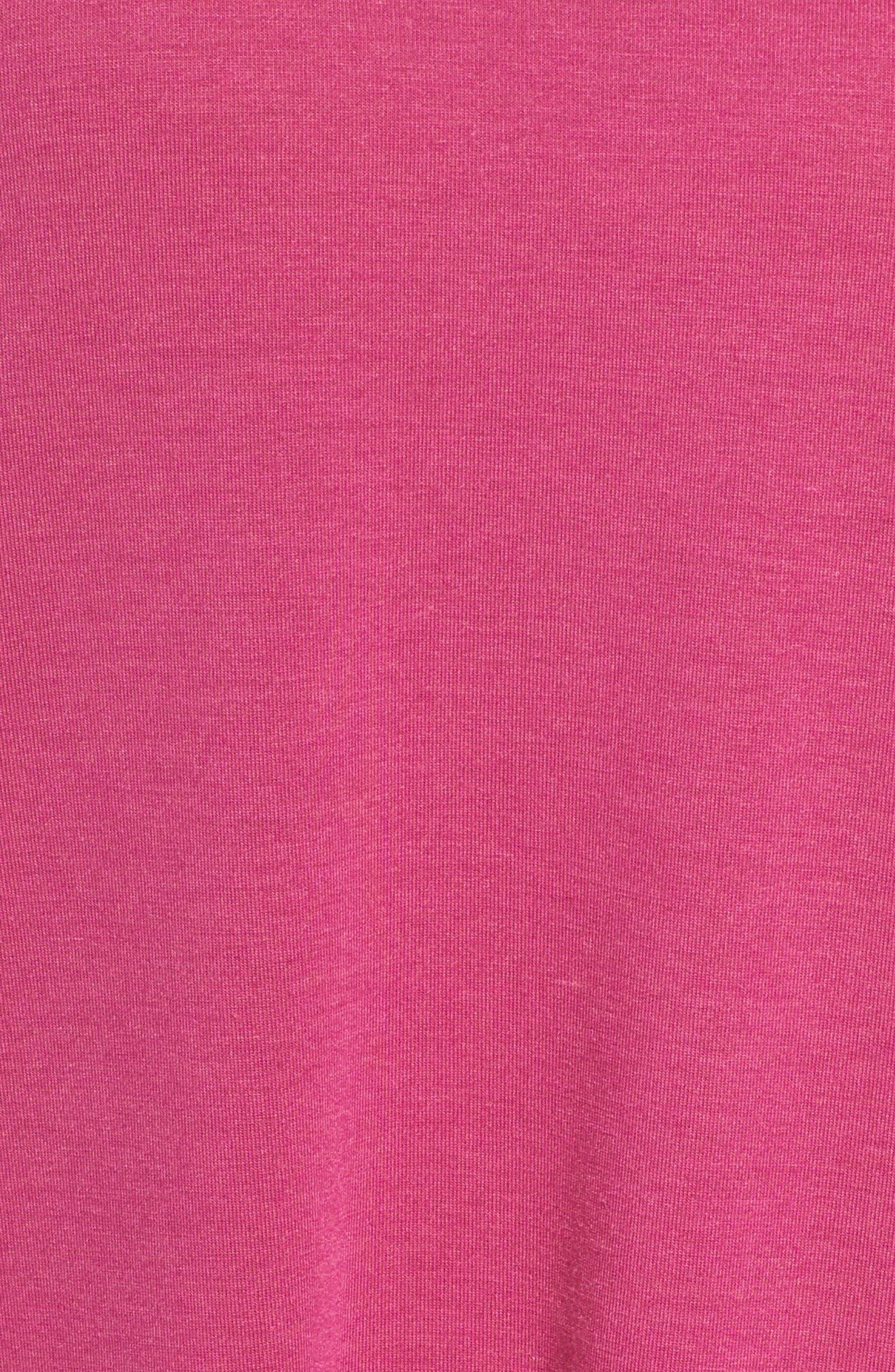 Honeydew All American Sleep Shirt,                             Alternate thumbnail 5, color,                             Ritz