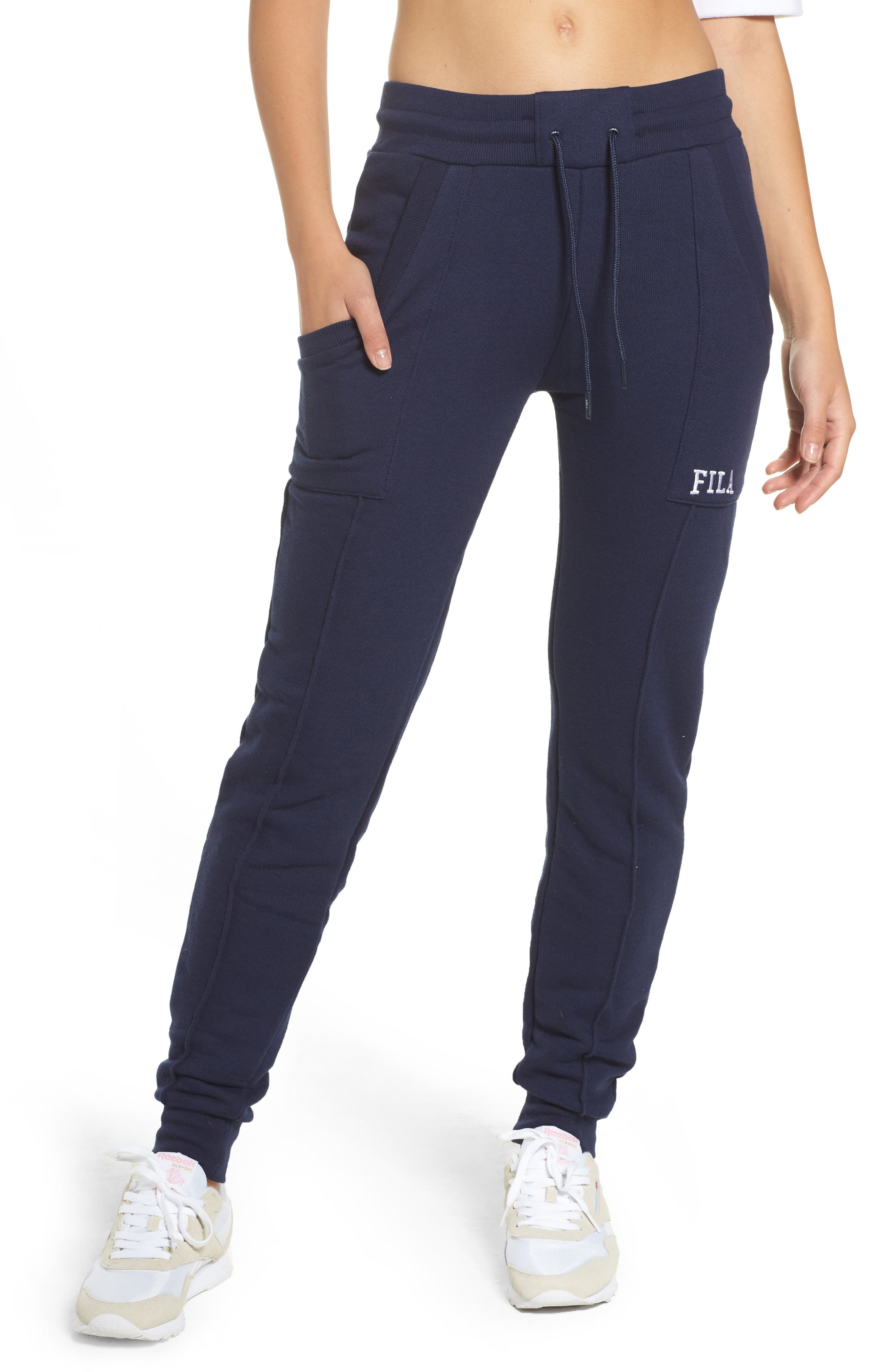 Alternate Image 1 Selected - FILA Gwen Jogger Pants