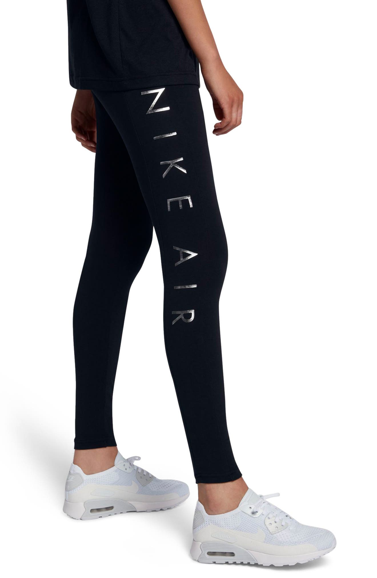 Alternate Image 3  - Nike Women's NSW Air Leggings