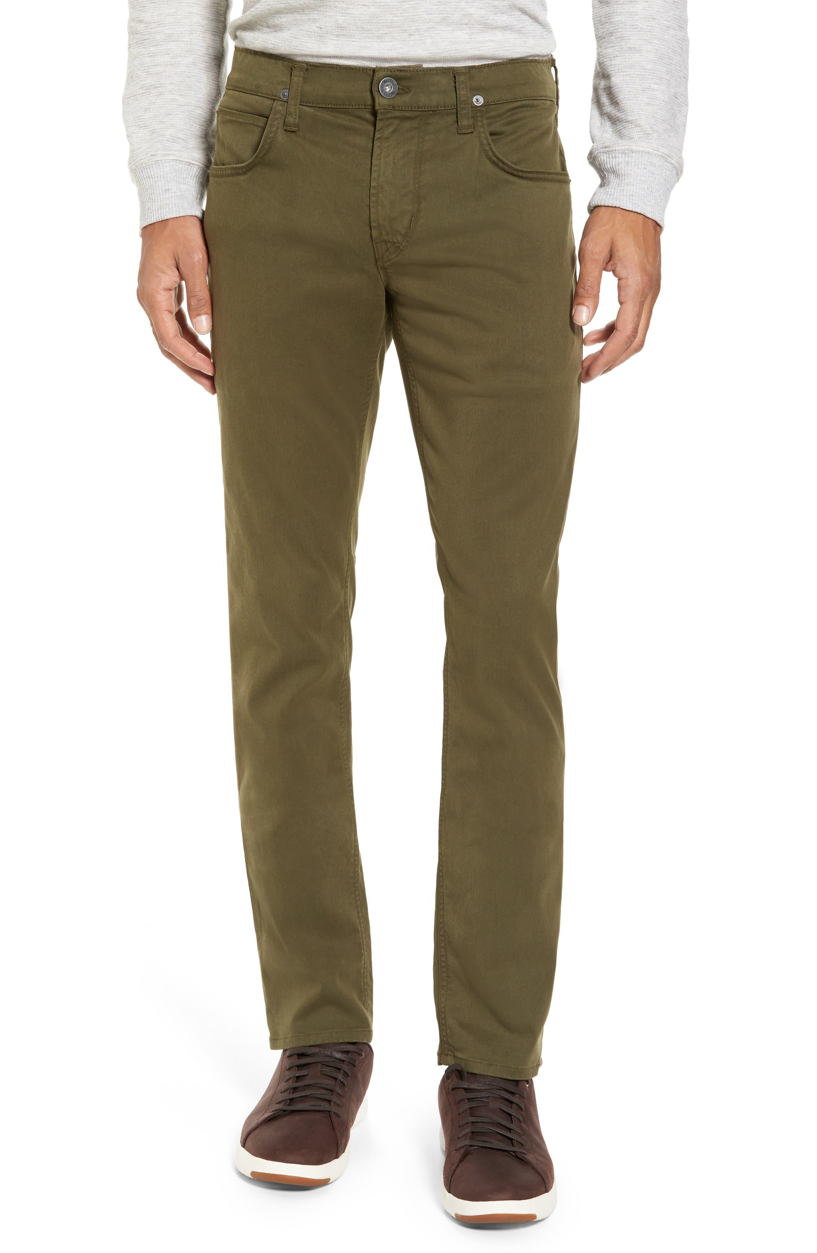 Hudson Jeans Blake Slim Fit Jeans (Turf)