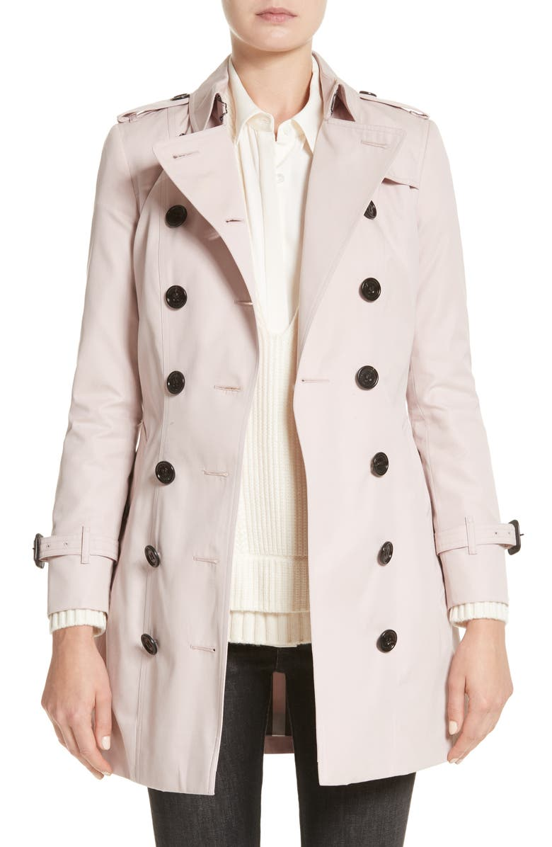 Sandringham Mid Slim Trench Coat