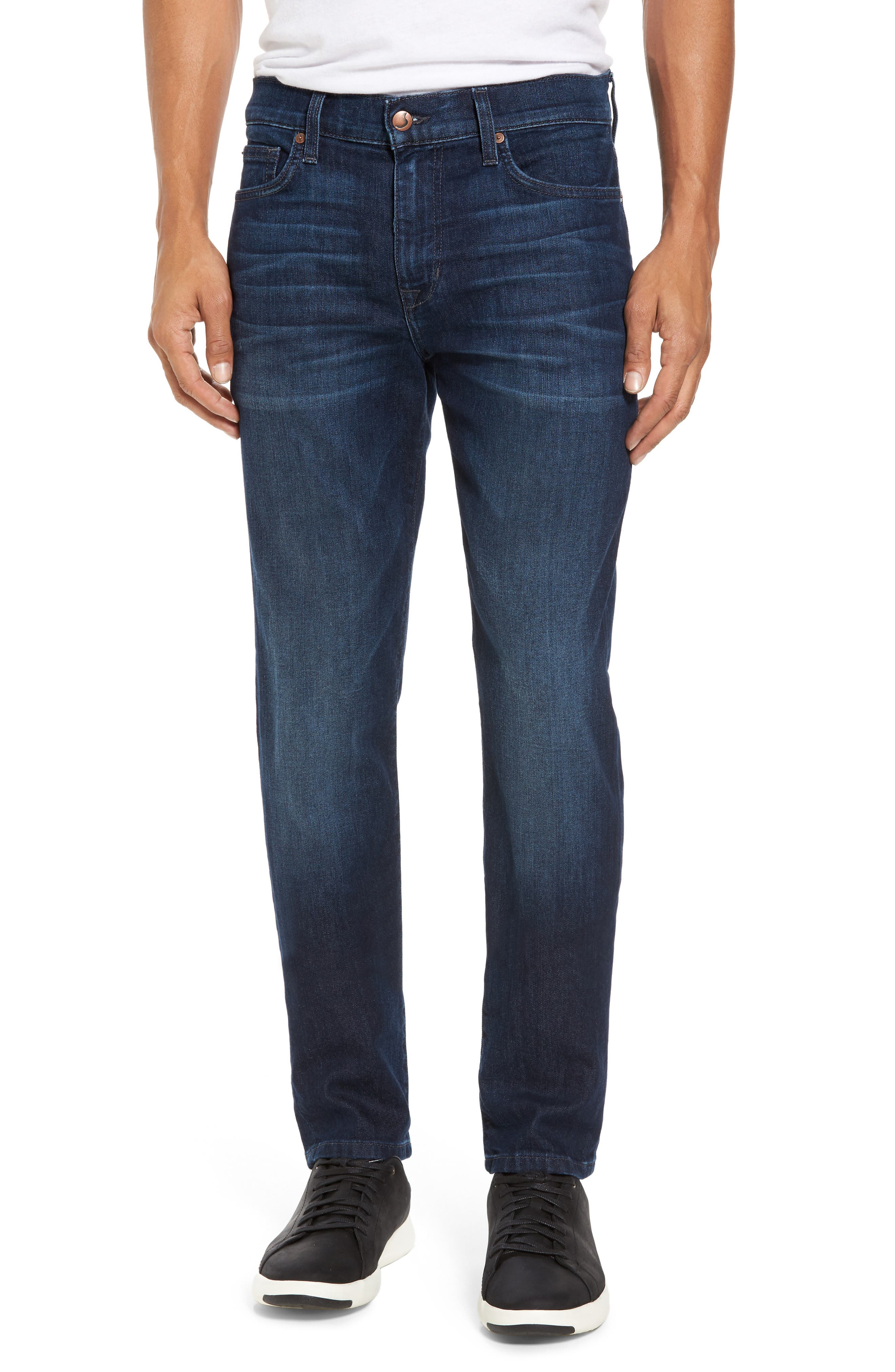 Slim Fit Jeans,                             Main thumbnail 1, color,                             Izaak