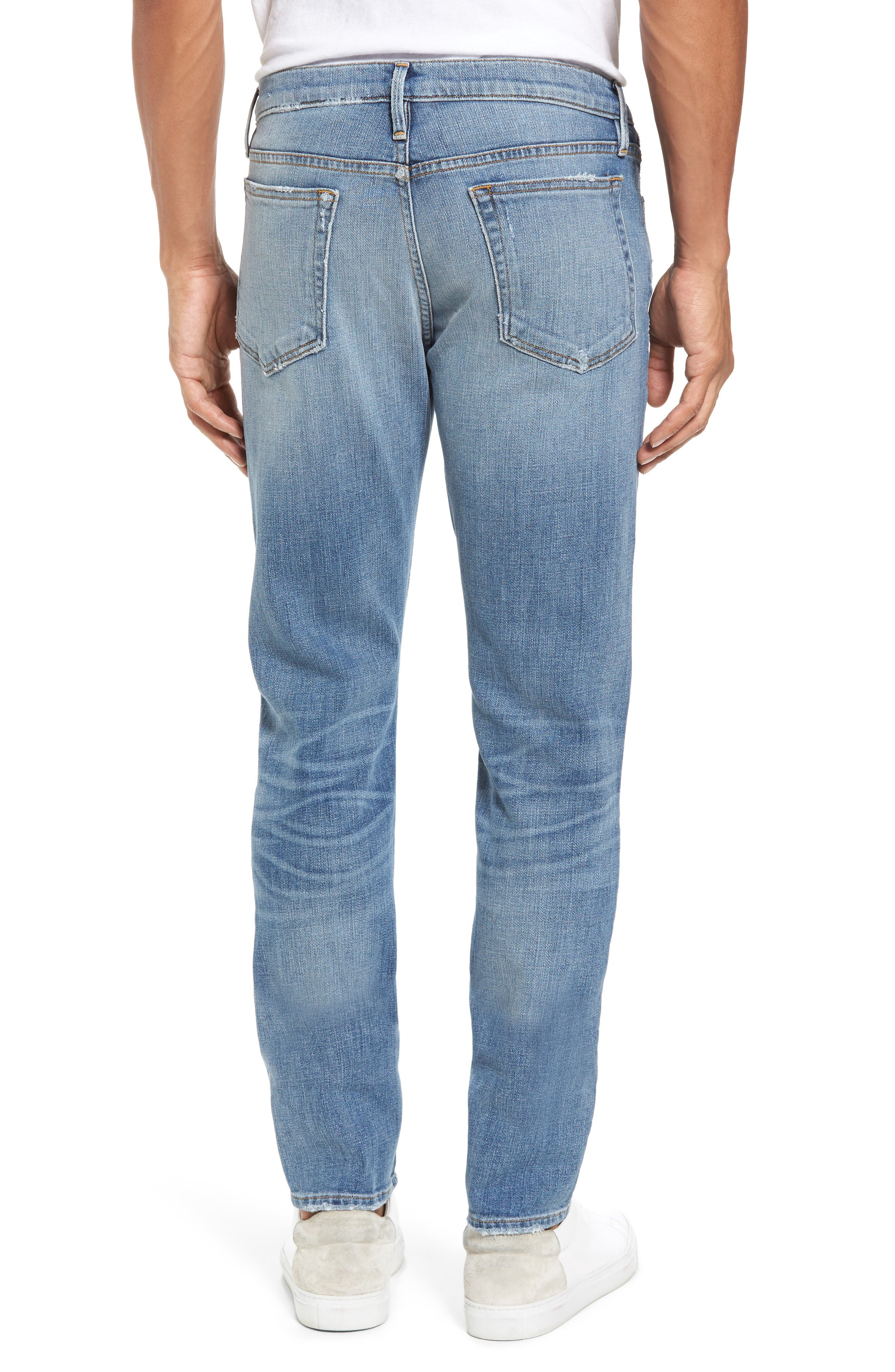 L'Homme Slim Fit Jeans,                             Alternate thumbnail 2, color,                             Beaudry
