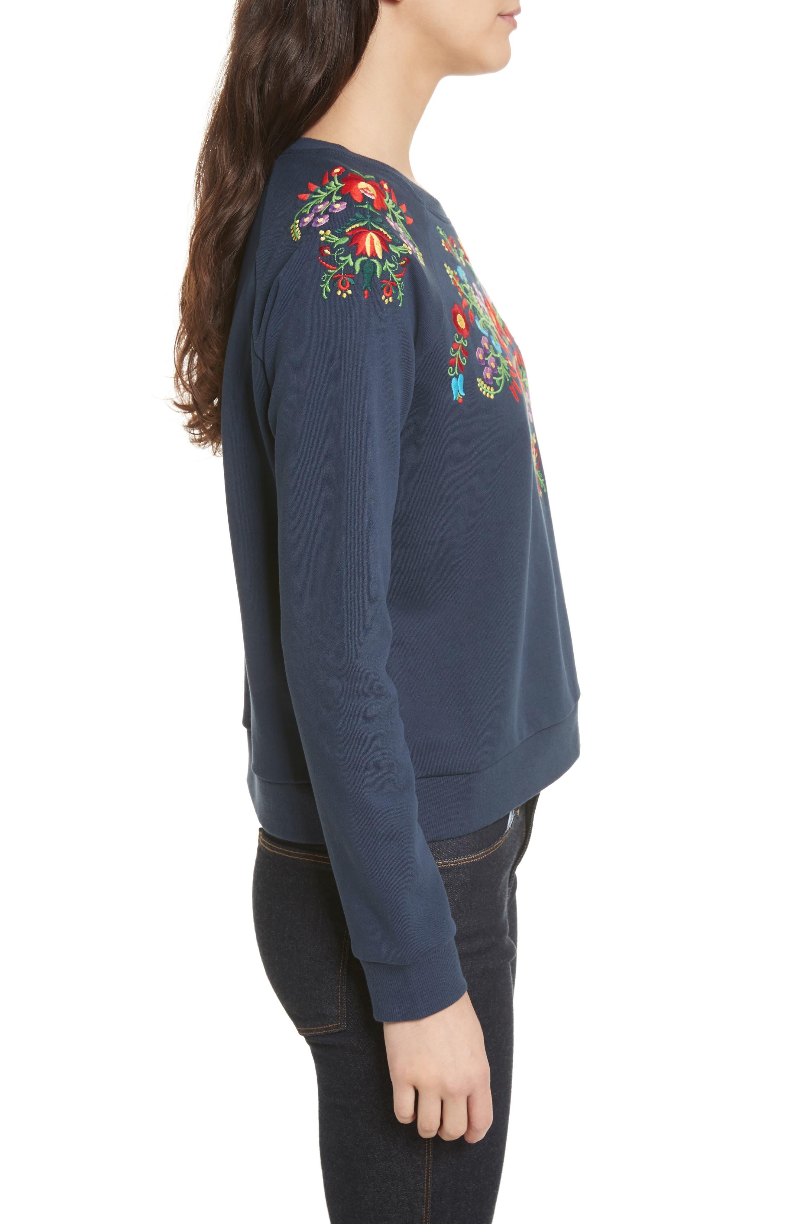 Alternate Image 3  - Rebecca Minkoff Jennings Sweatshirt