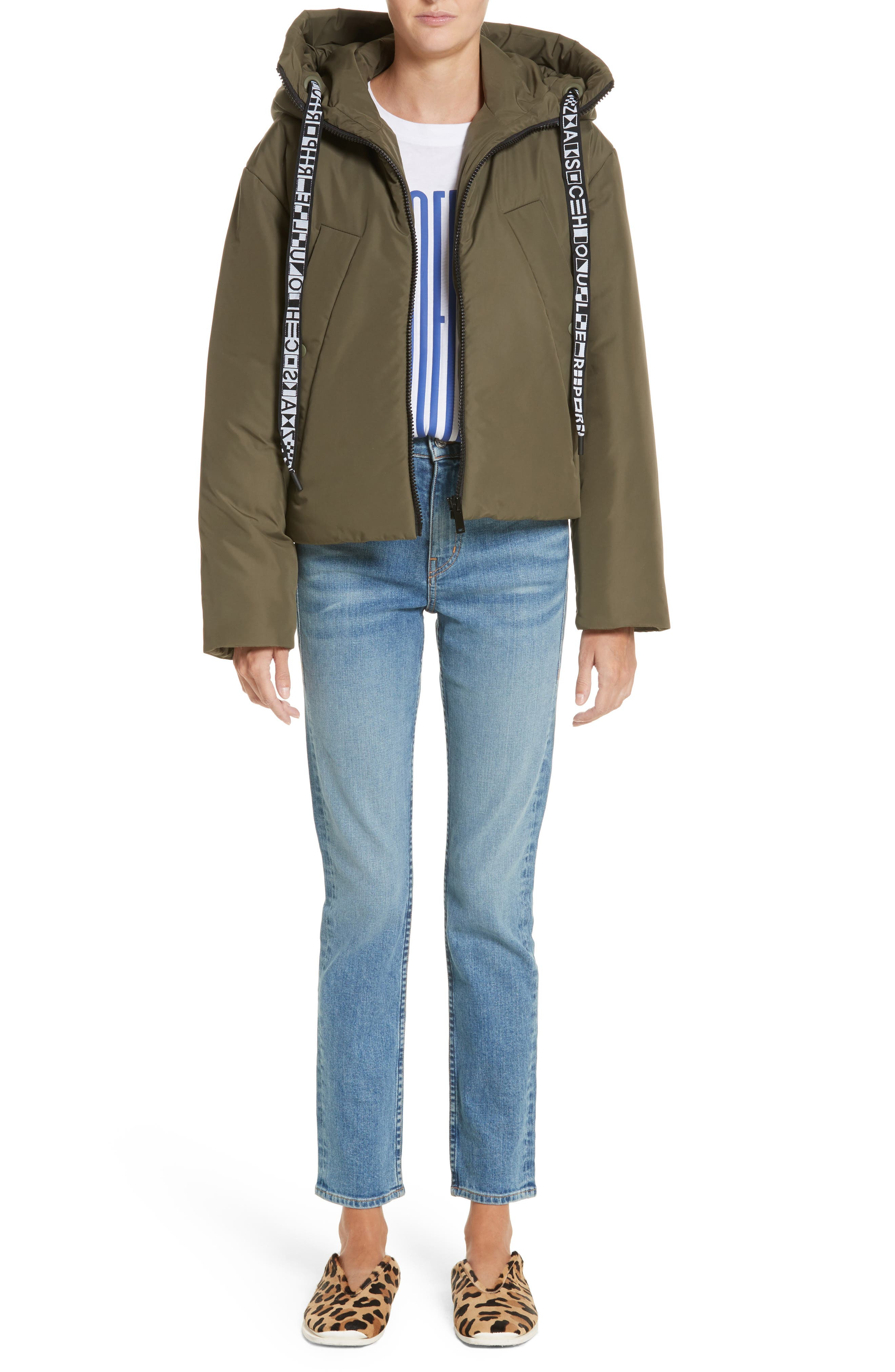 Alternate Image 12  - Proenza Schouler PSWL Straight Leg Jeans