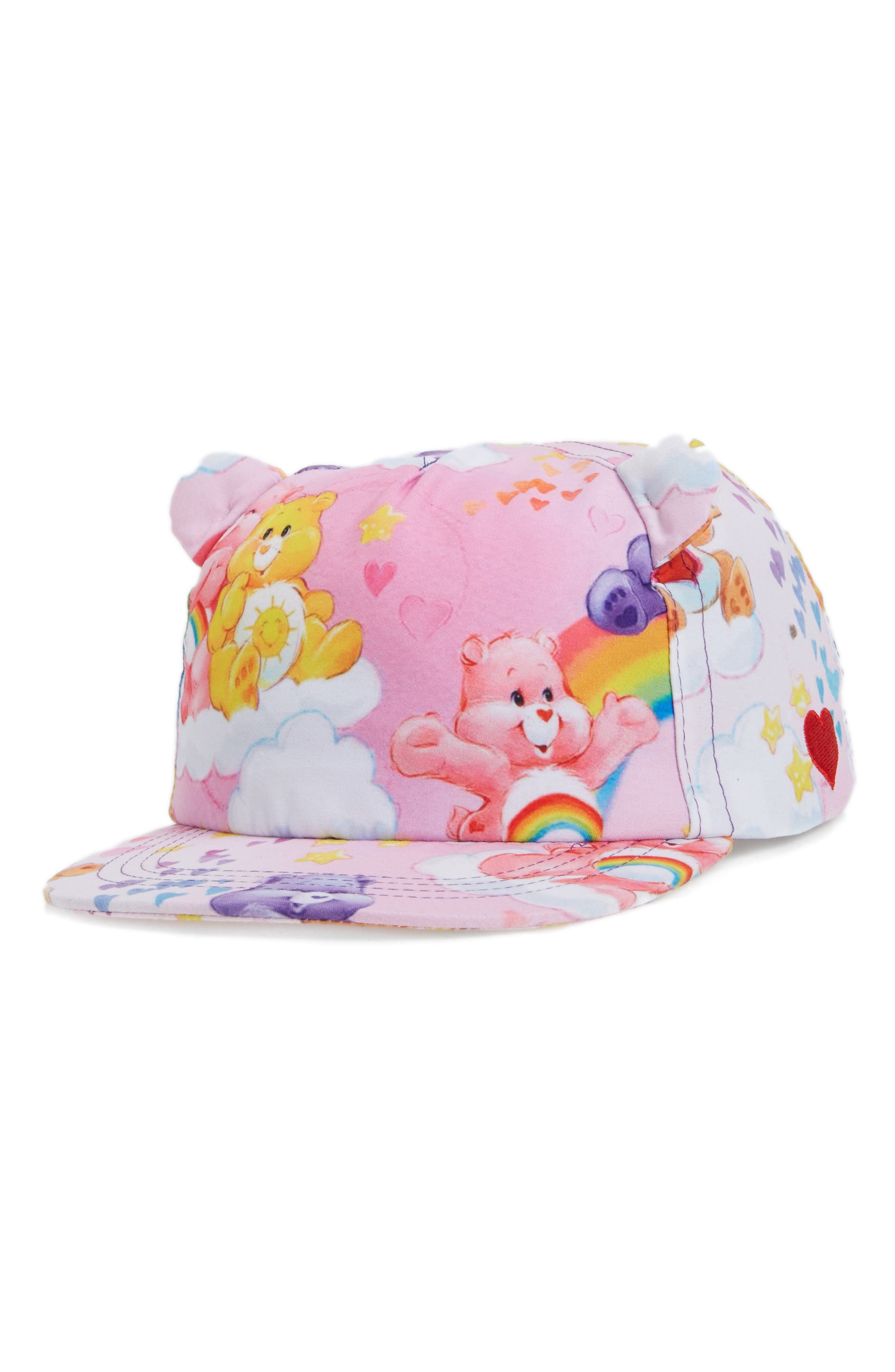 Baby Bling Care Bears™ Graphic Ears Hat (Little Kids)