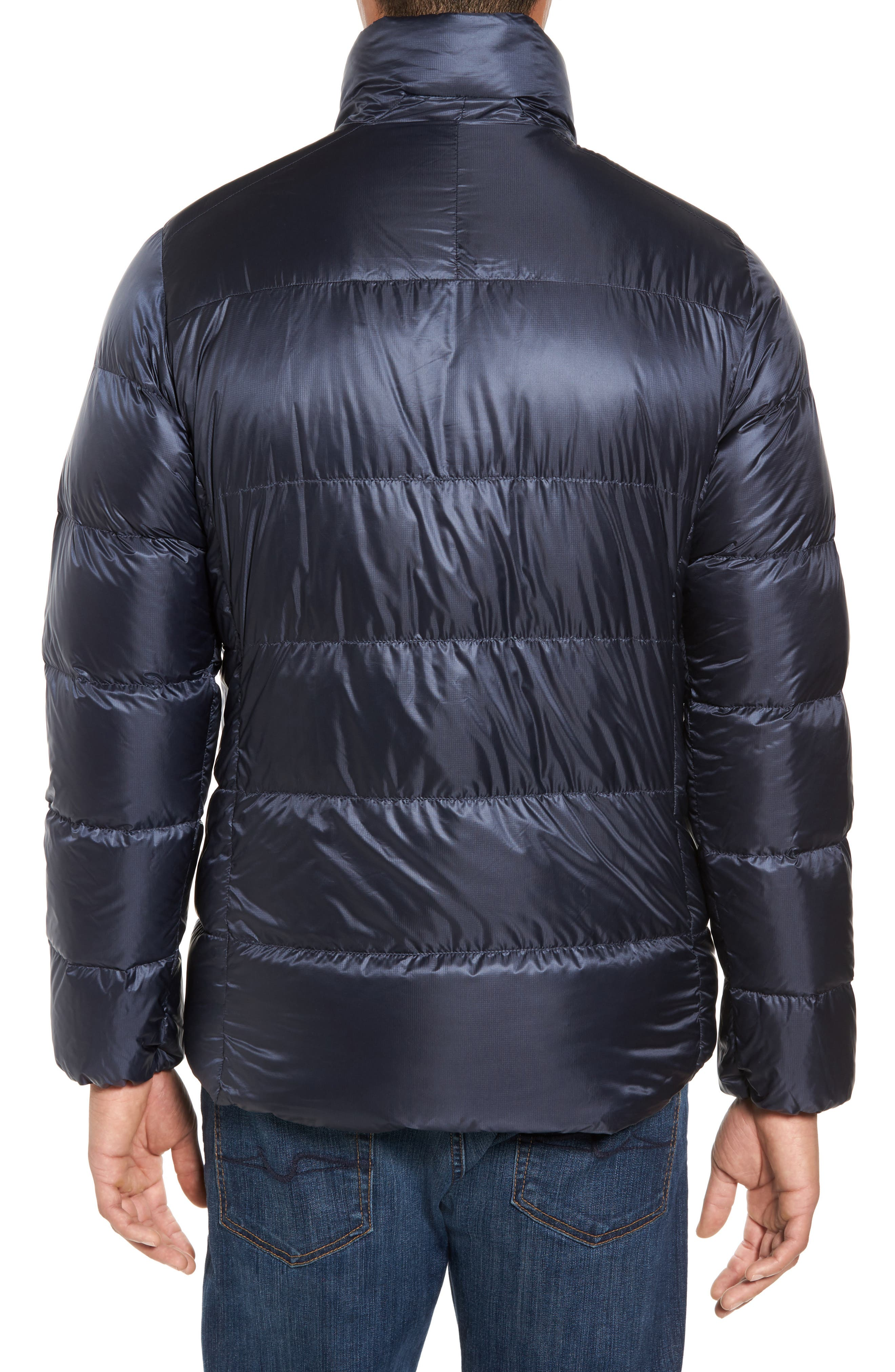 Alternate Image 2  - Patagonia Fitz Roy Water Repellent 800-Fill-Power Down Parka