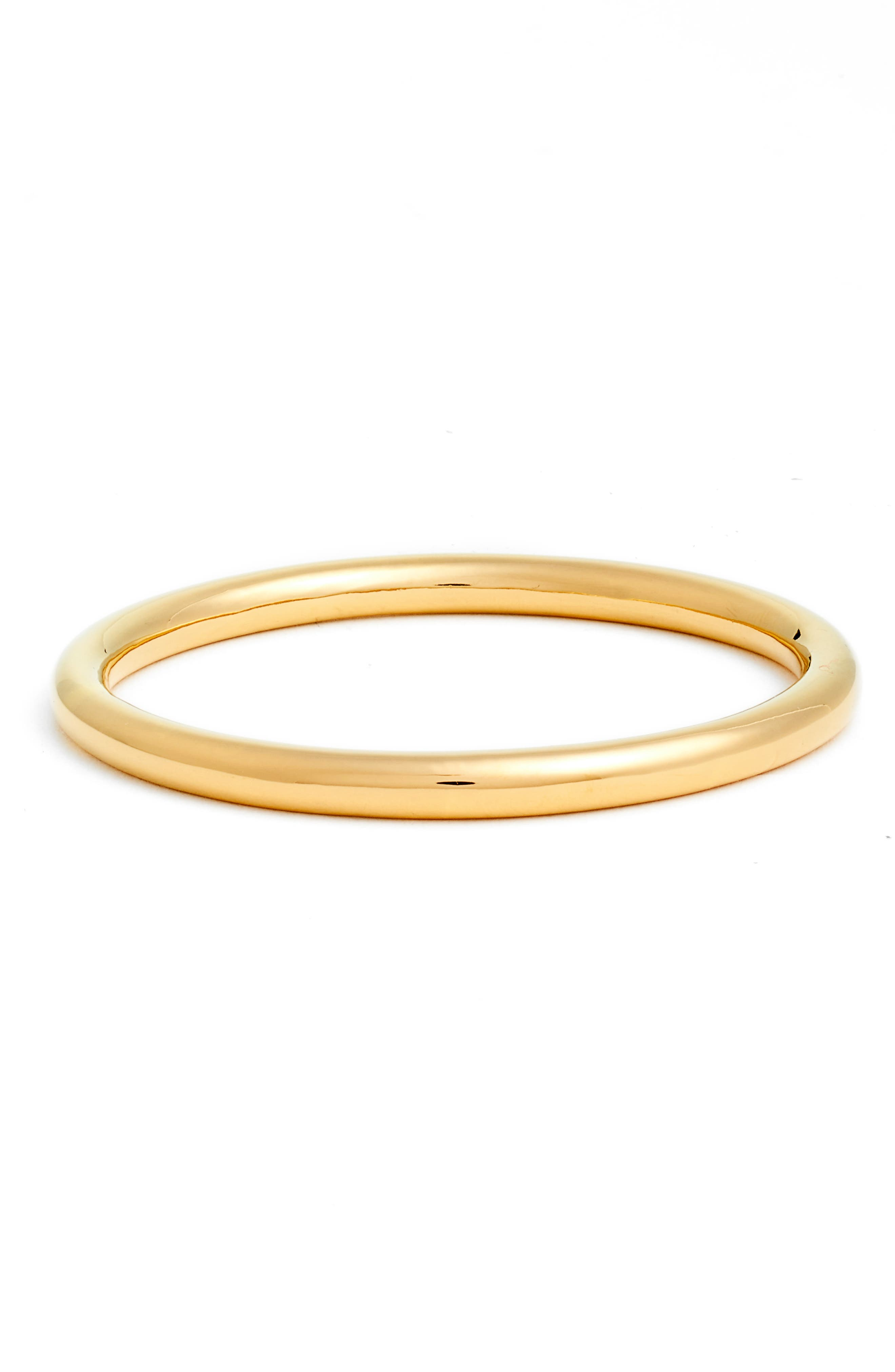 Simon Sebbag Smooth Vermeil Bangle