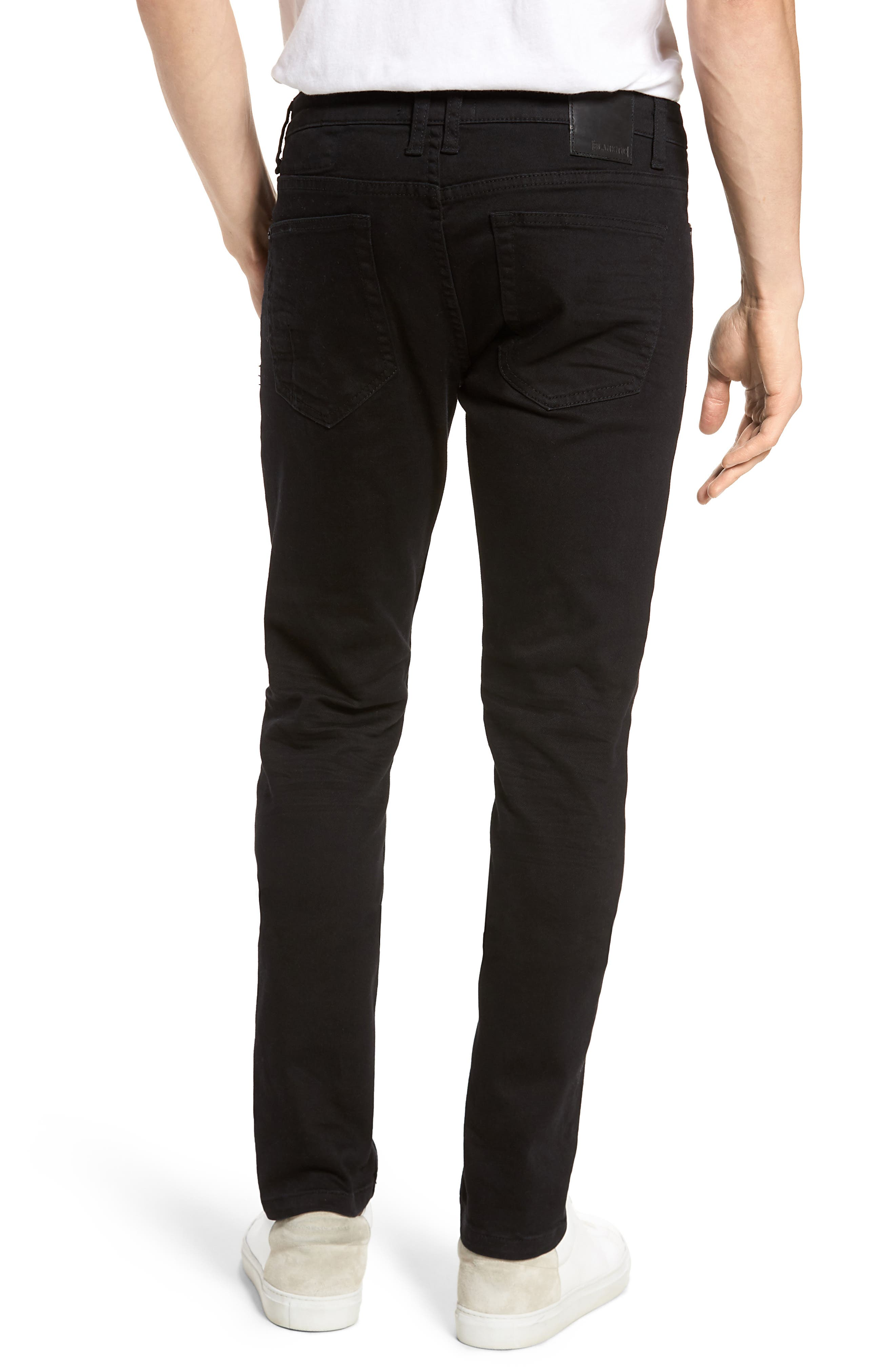 Horatio Skinny Fit Jeans,                             Alternate thumbnail 2, color,                             High Q