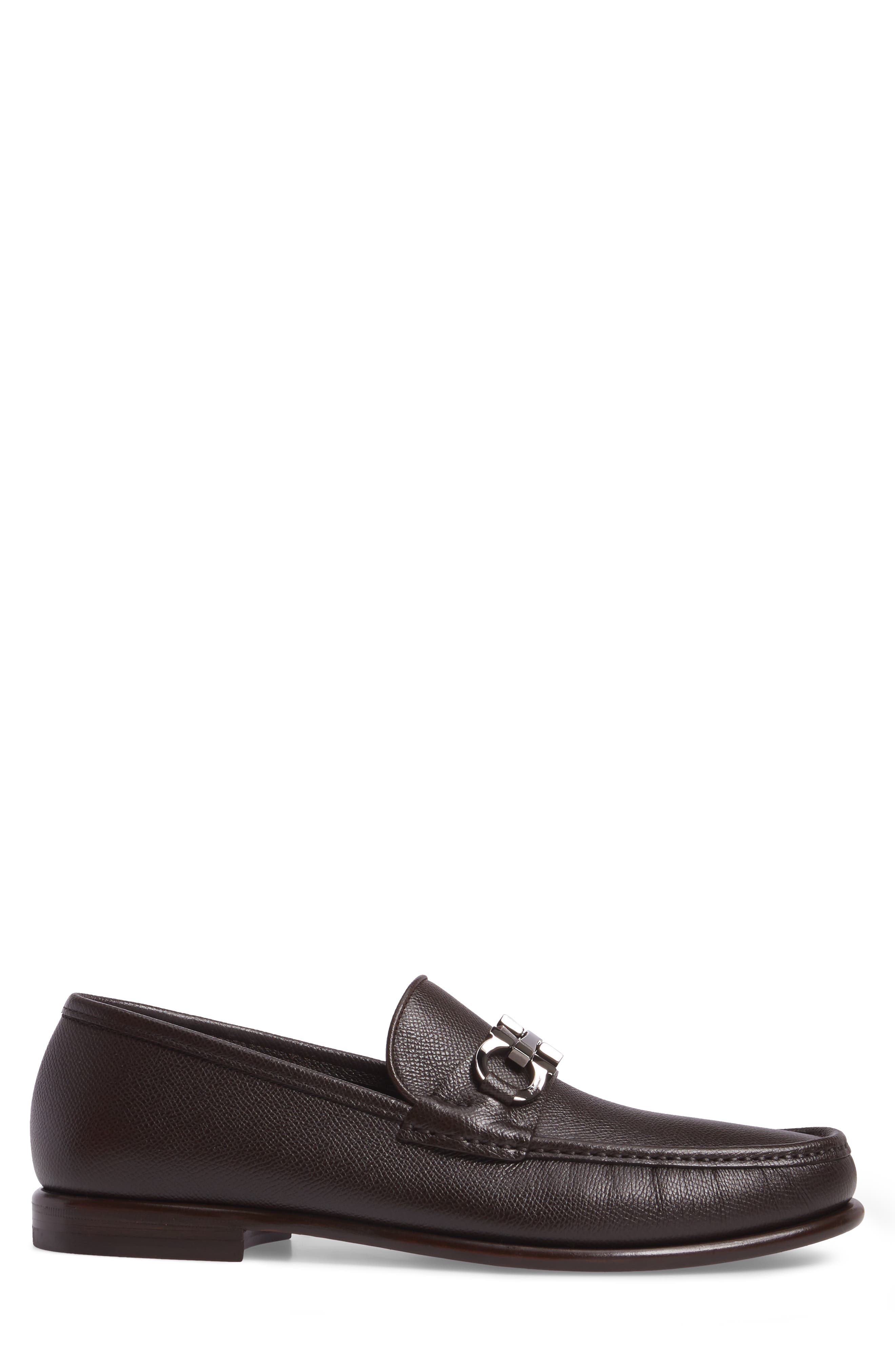 Crown Bit Loafer,                             Alternate thumbnail 3, color,                             T.Moro