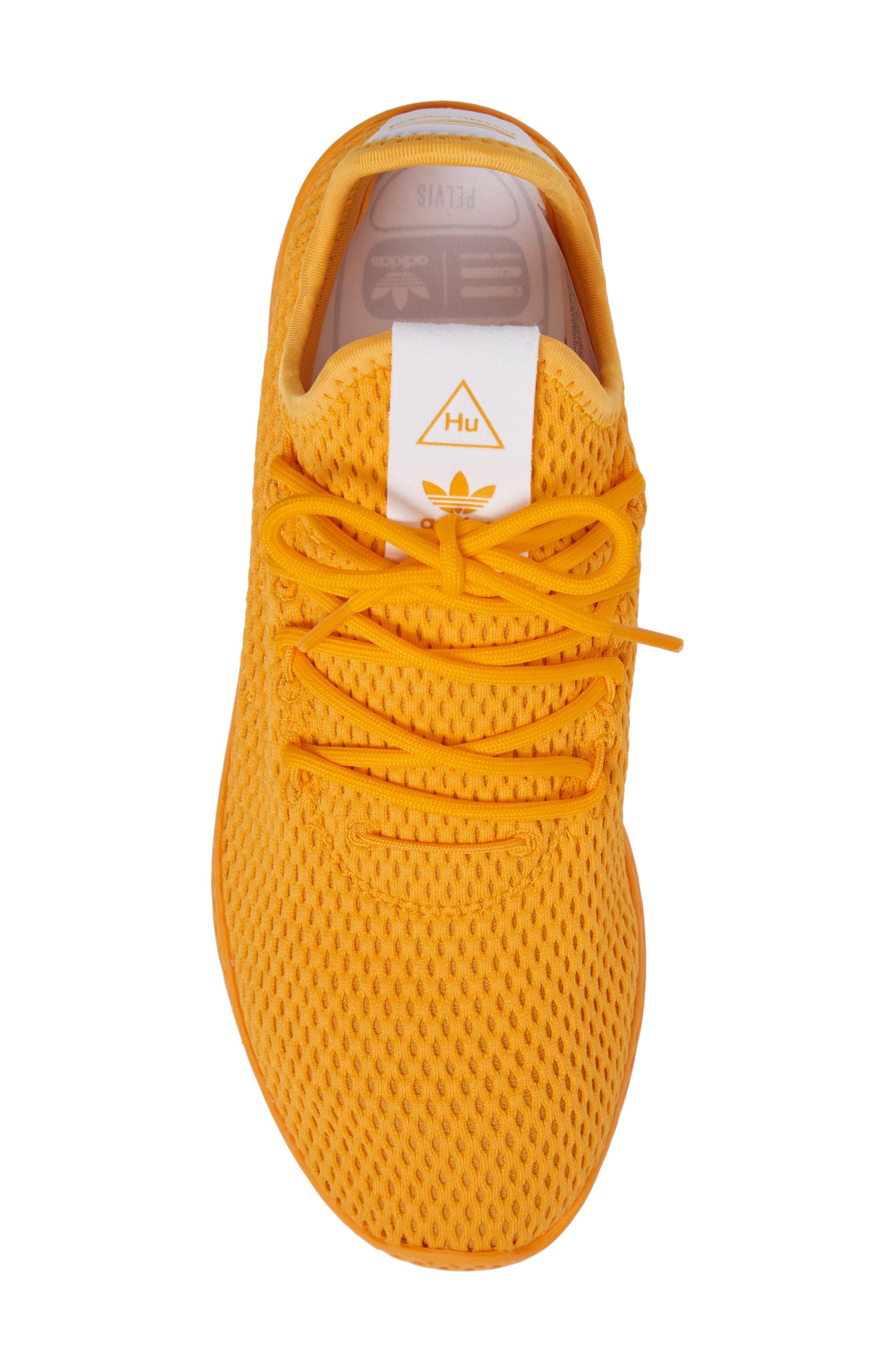 Alternate Image 5  - adidas Originals x Pharrell Williams The Summers Mesh Sneaker (Big Kid)