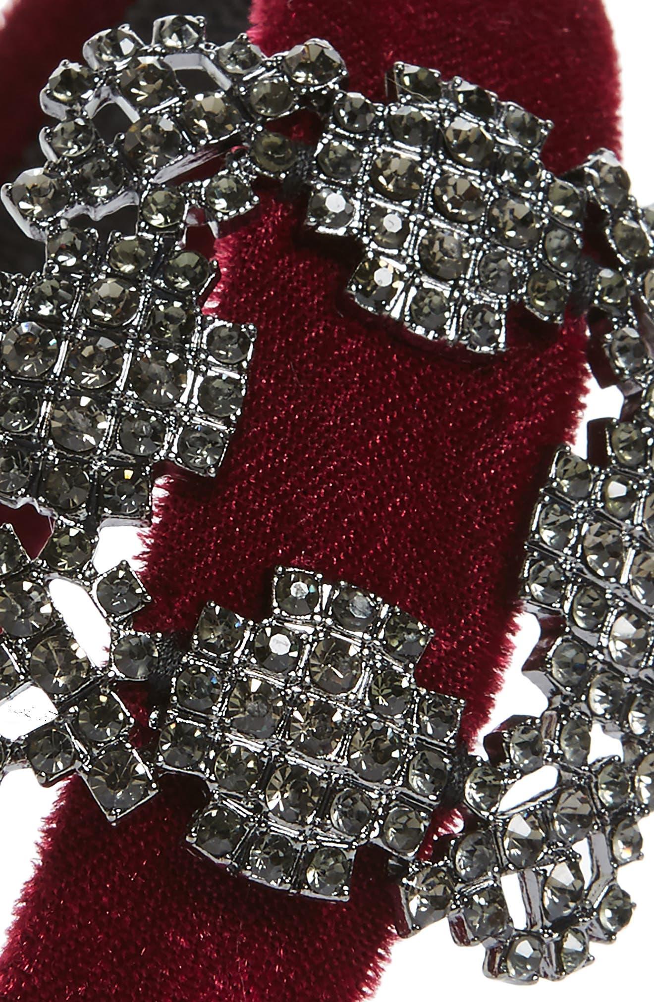 Alternate Image 2  - Natasha Buckle Headband