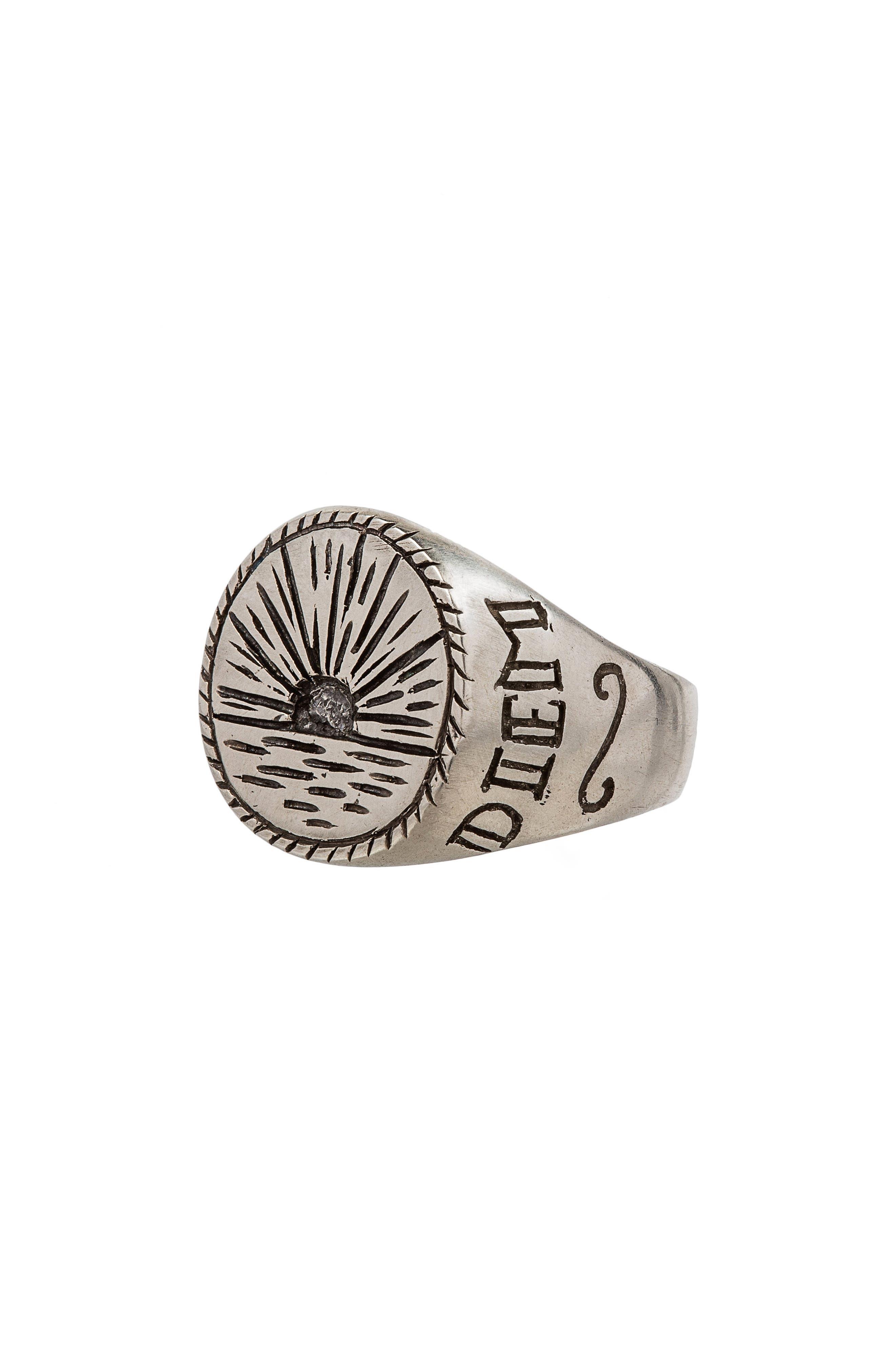 Alternate Image 1 Selected - Lewis Henry Nicholas Sunrise Signet Ring