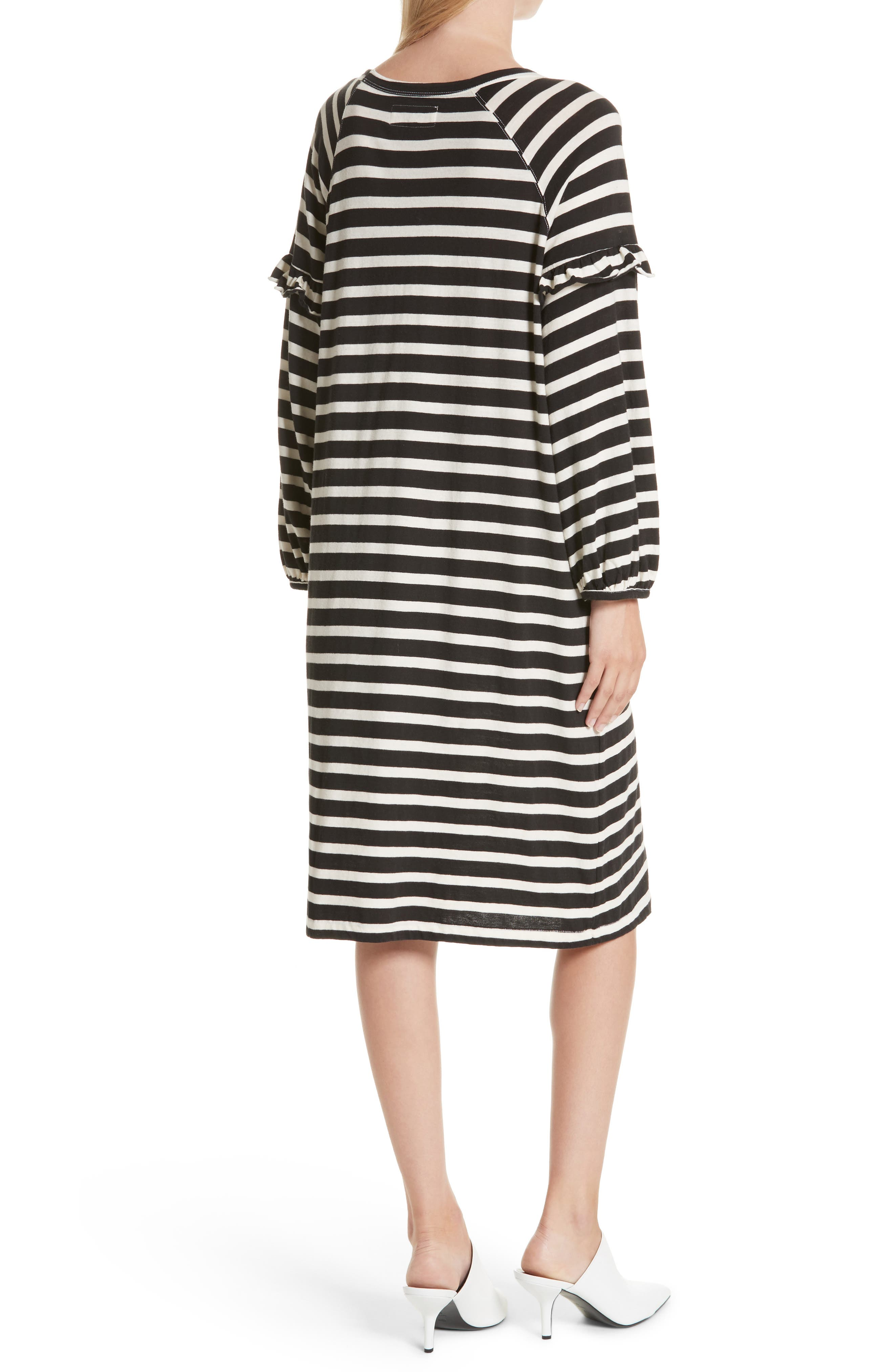 Alternate Image 2  - THE GREAT. The Raglan Ruffle Dress