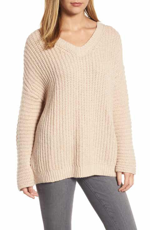 Velvet by Graham & Spencer V-Back Sweater