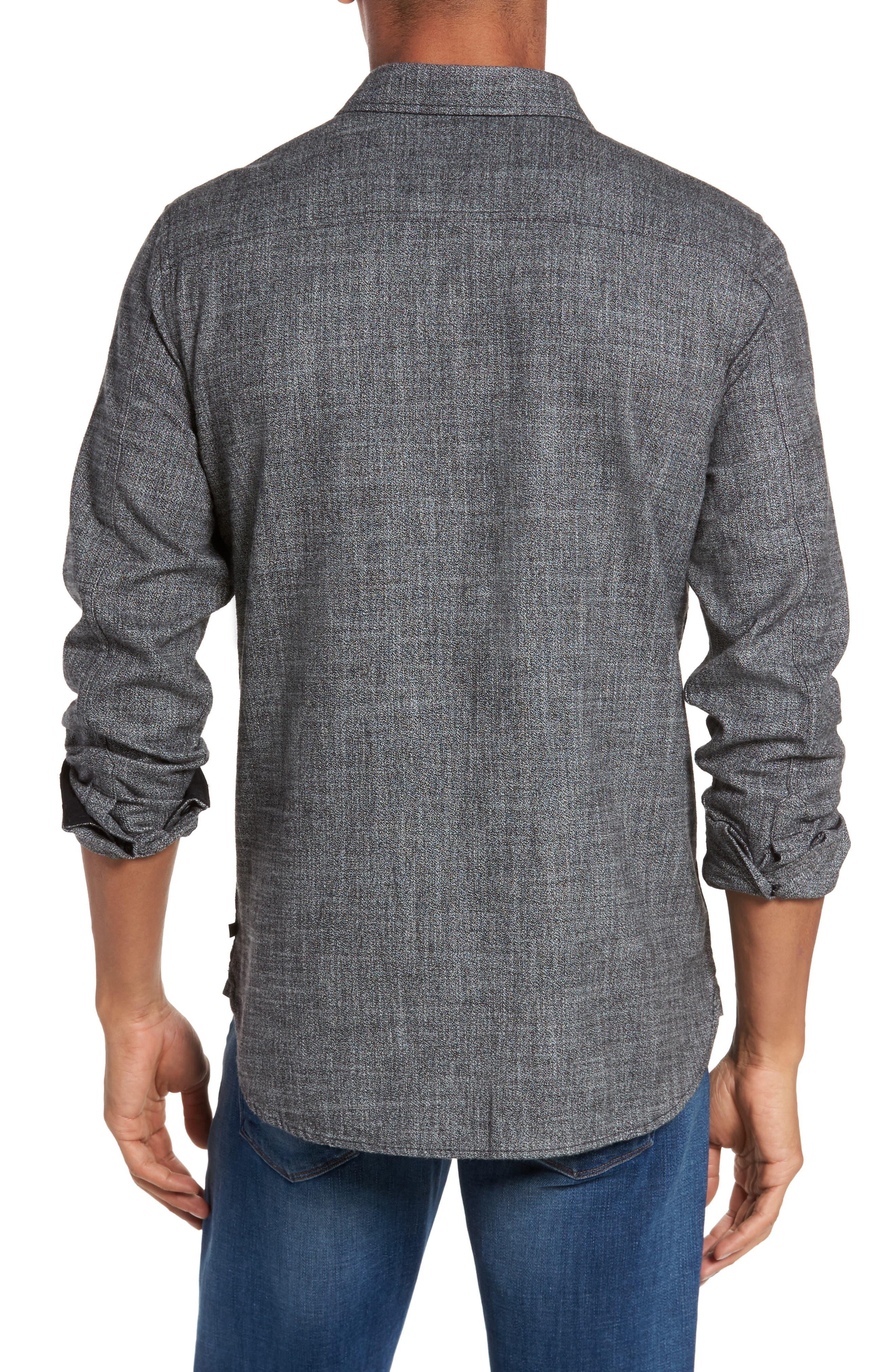 Alternate Image 2  - AG Colton Slim Fit Sport Shirt