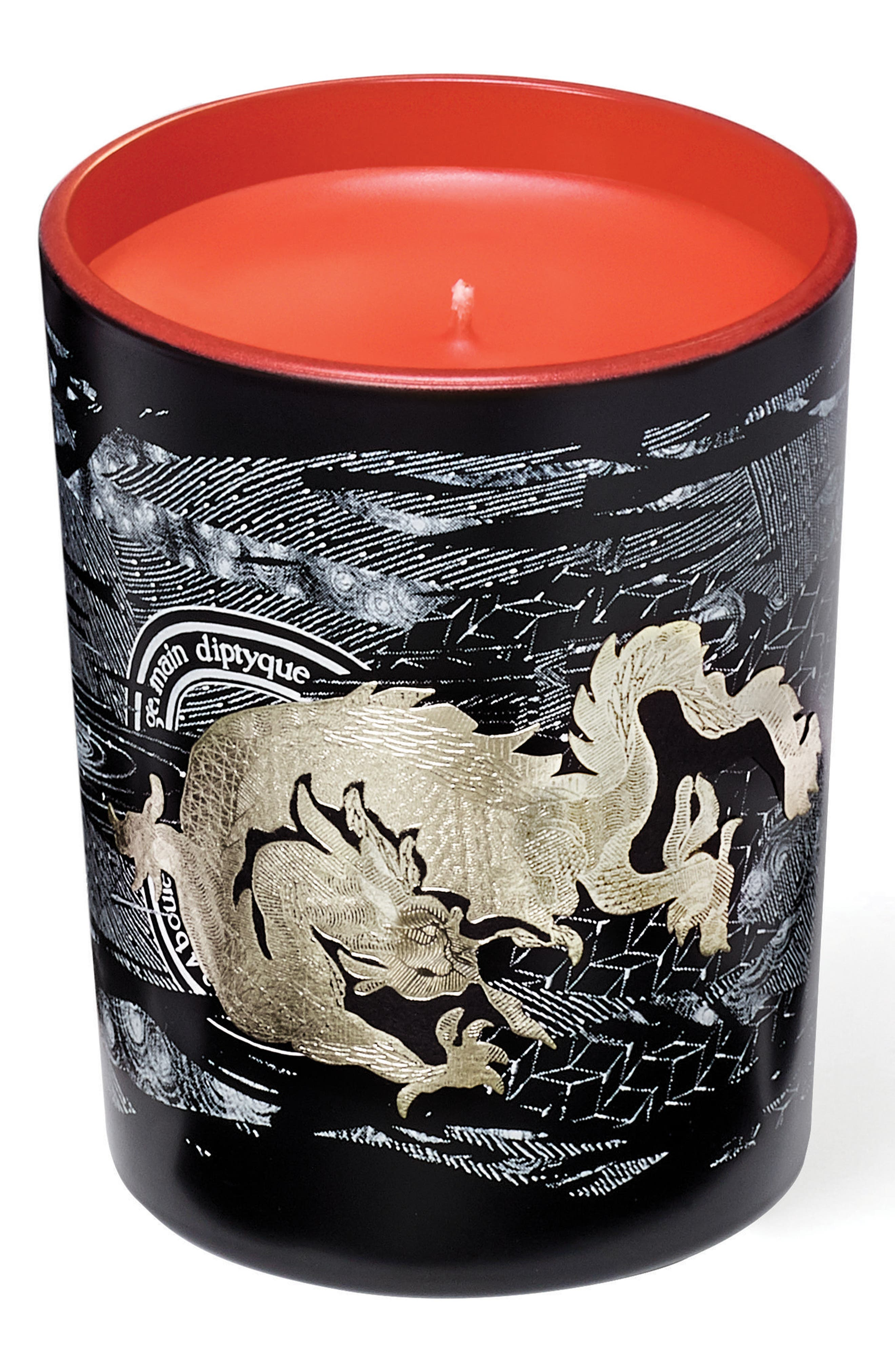 diptyque Feu d'Argumes/Fiery Orange Dragon Large Scented Candle